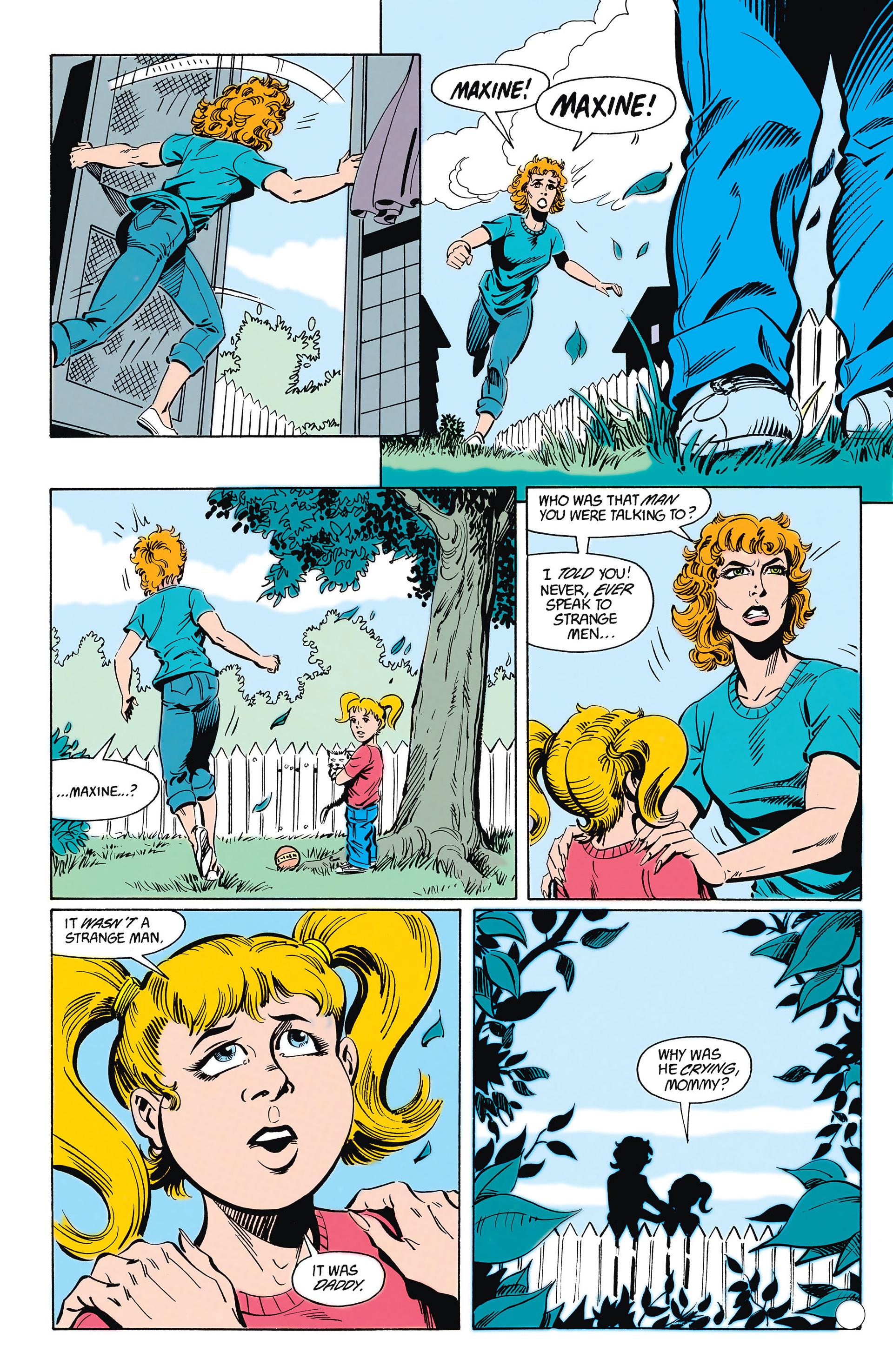 Read online Animal Man (1988) comic -  Issue #14 - 5