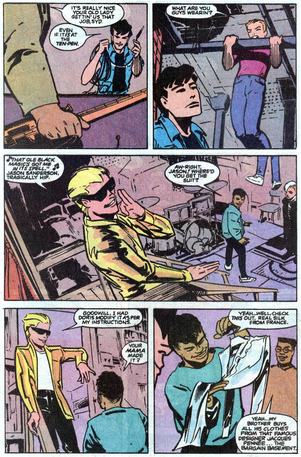 Steeltown Rockers issue 4 - Page 4