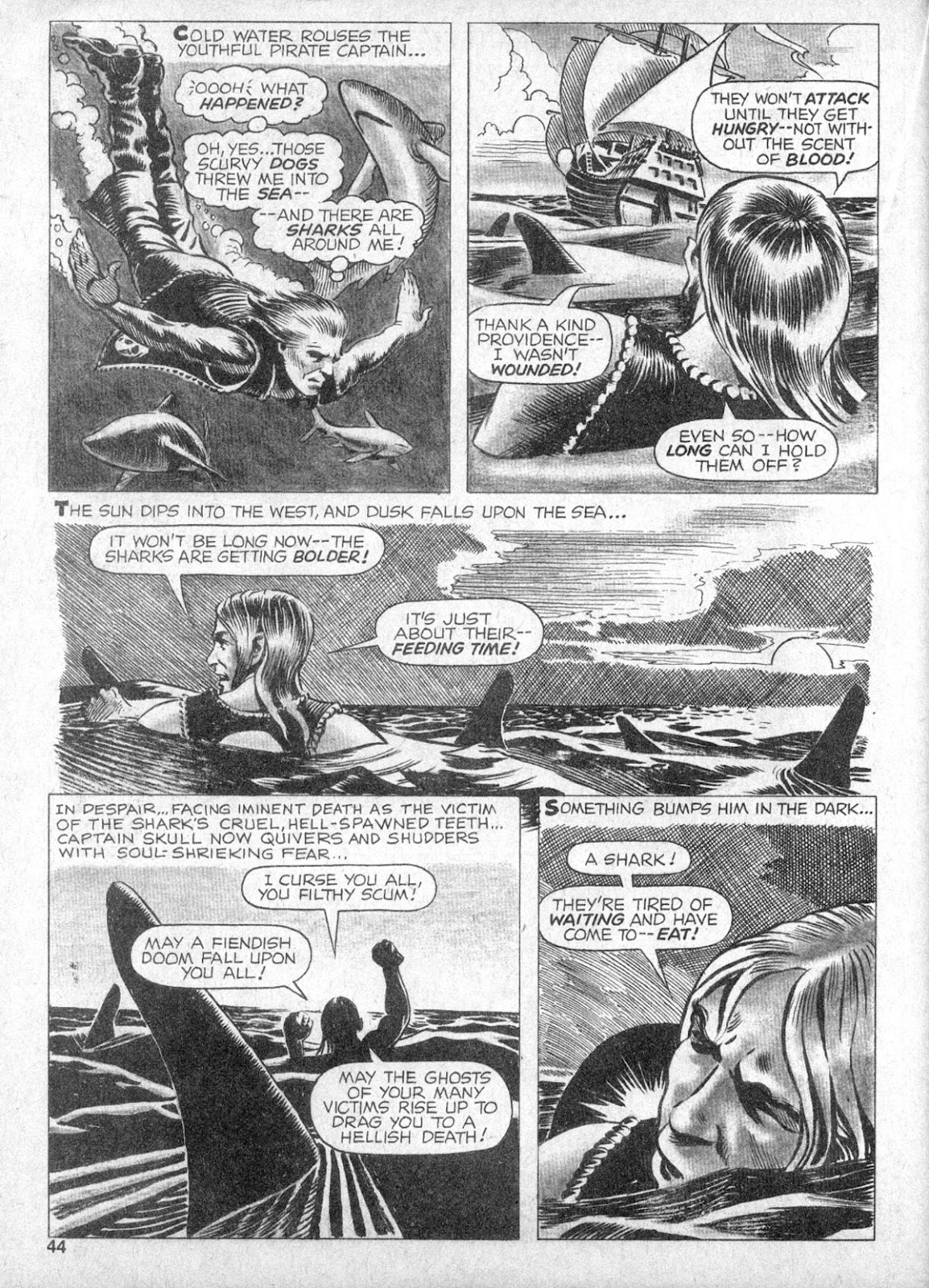 Psycho issue Annual - Page 44