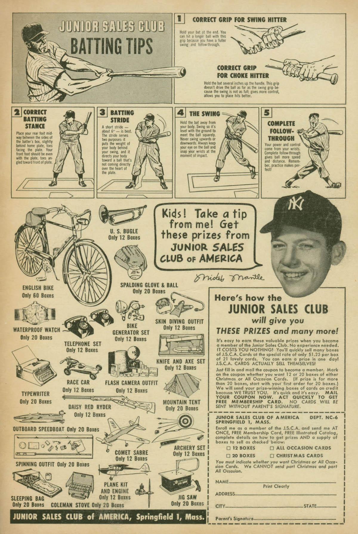 Read online Adventure Comics (1938) comic -  Issue #239 - 35