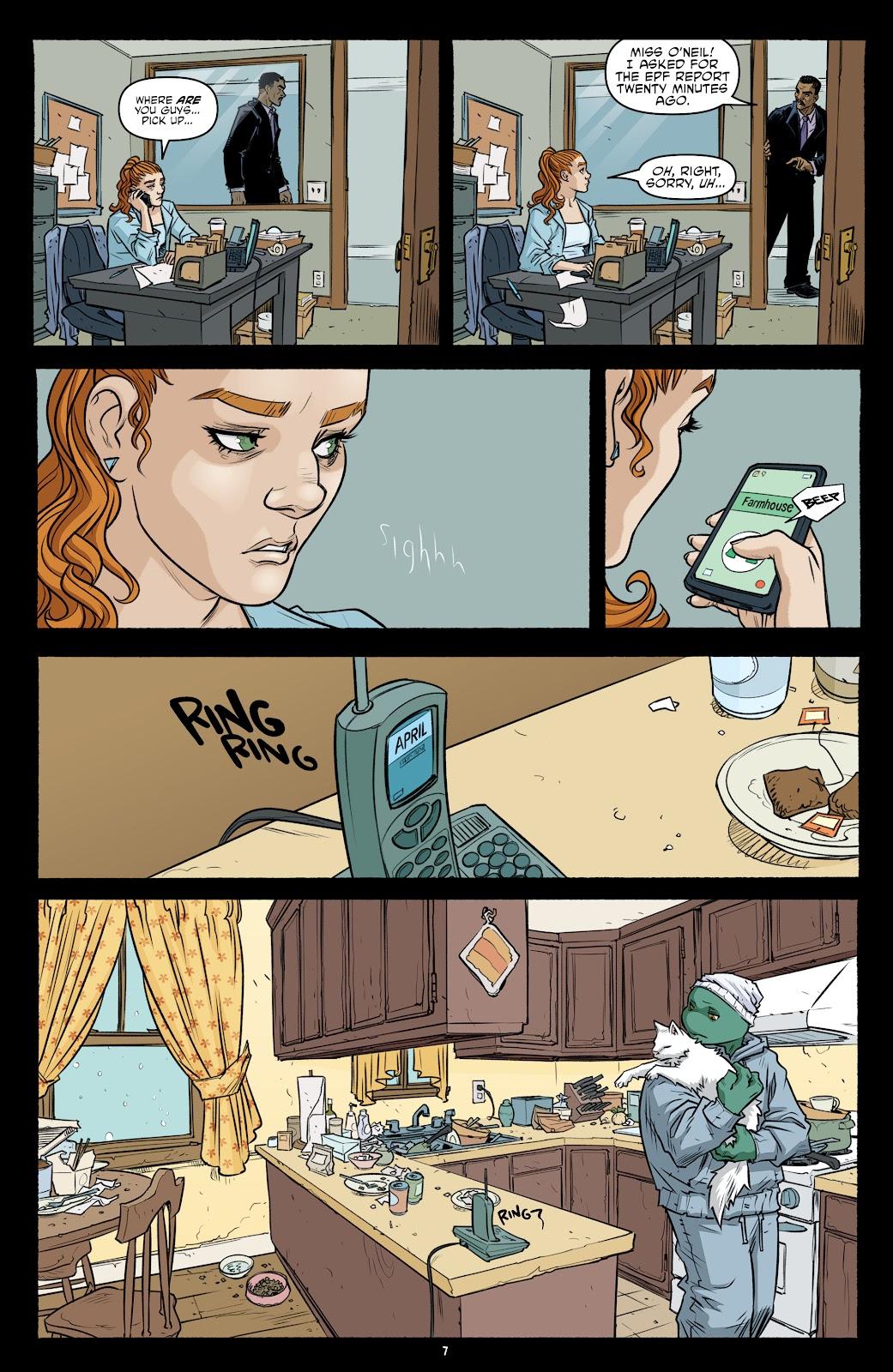 Read online Teenage Mutant Ninja Turtles (2011) comic -  Issue #102 - 9