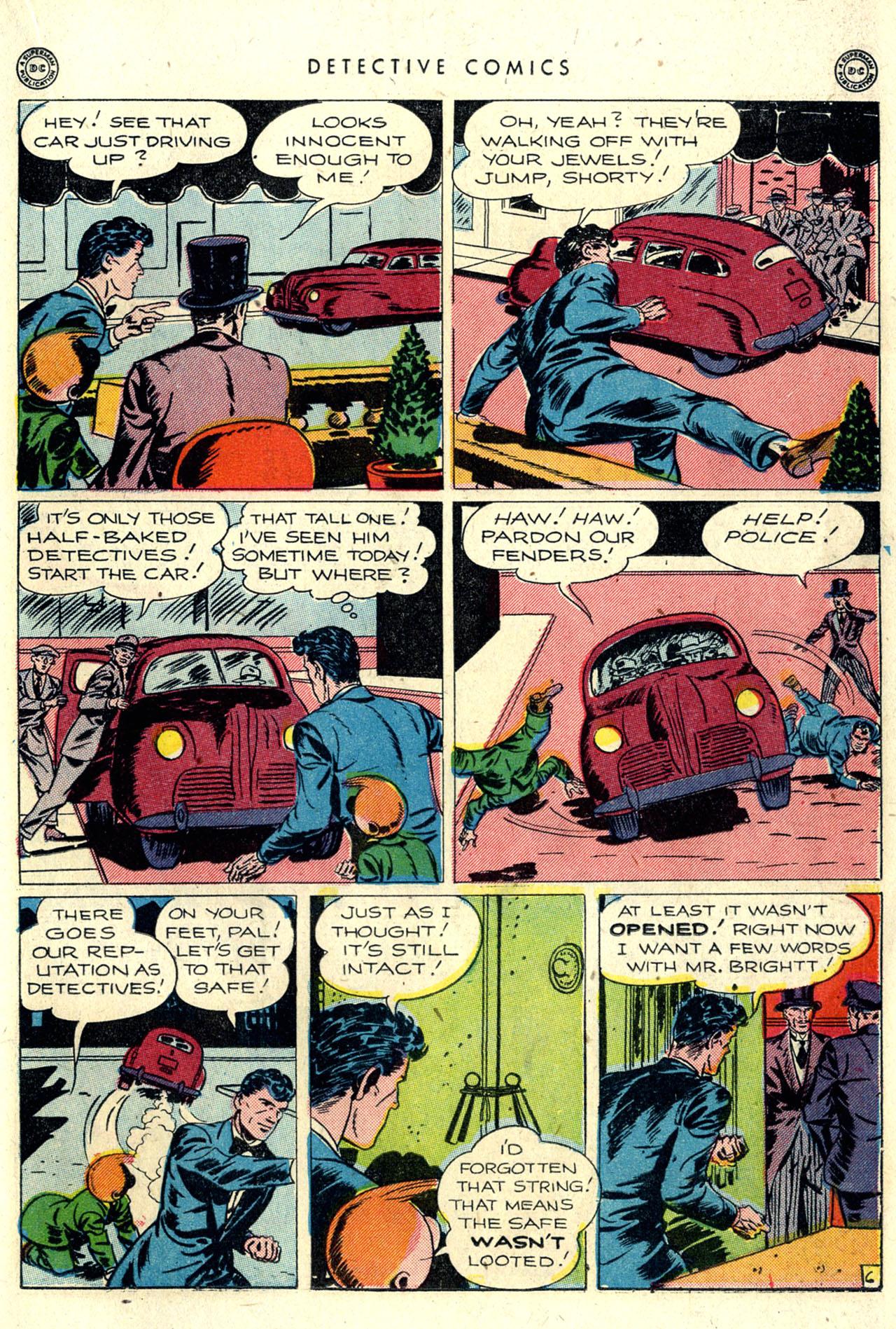 Read online Detective Comics (1937) comic -  Issue #100 - 32