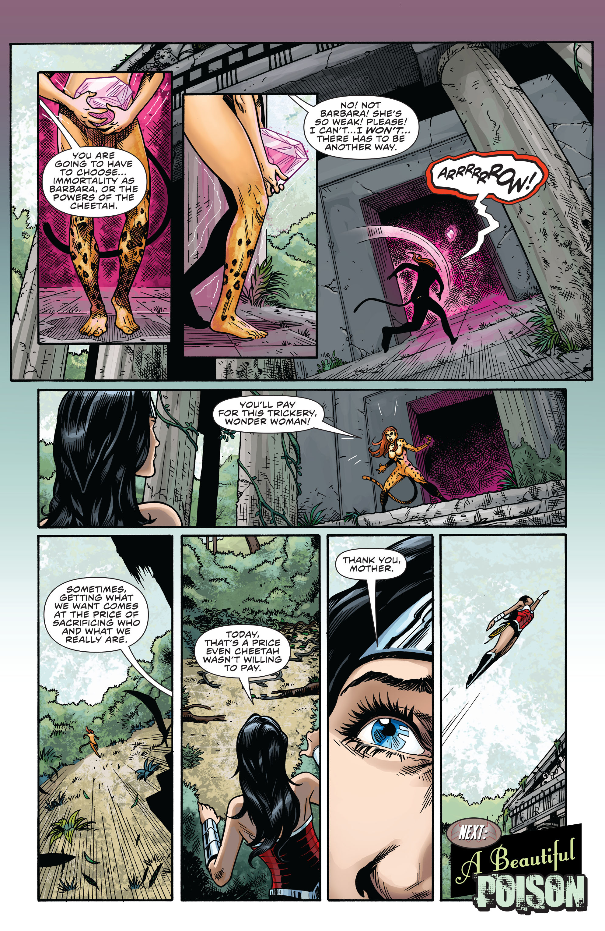 Read online Wonder Woman (2011) comic -  Issue #47 - 26