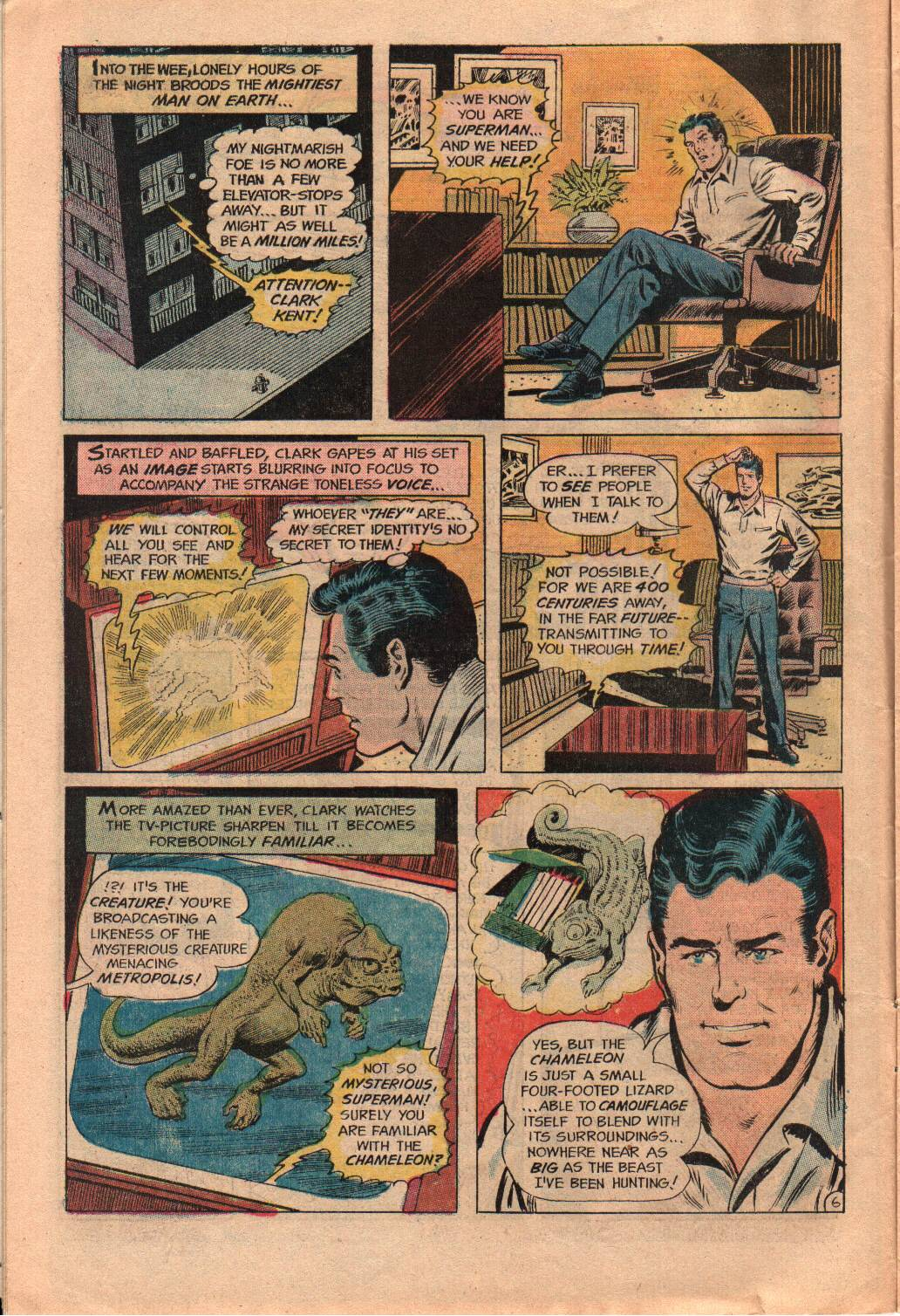 Read online Action Comics (1938) comic -  Issue #430 - 10