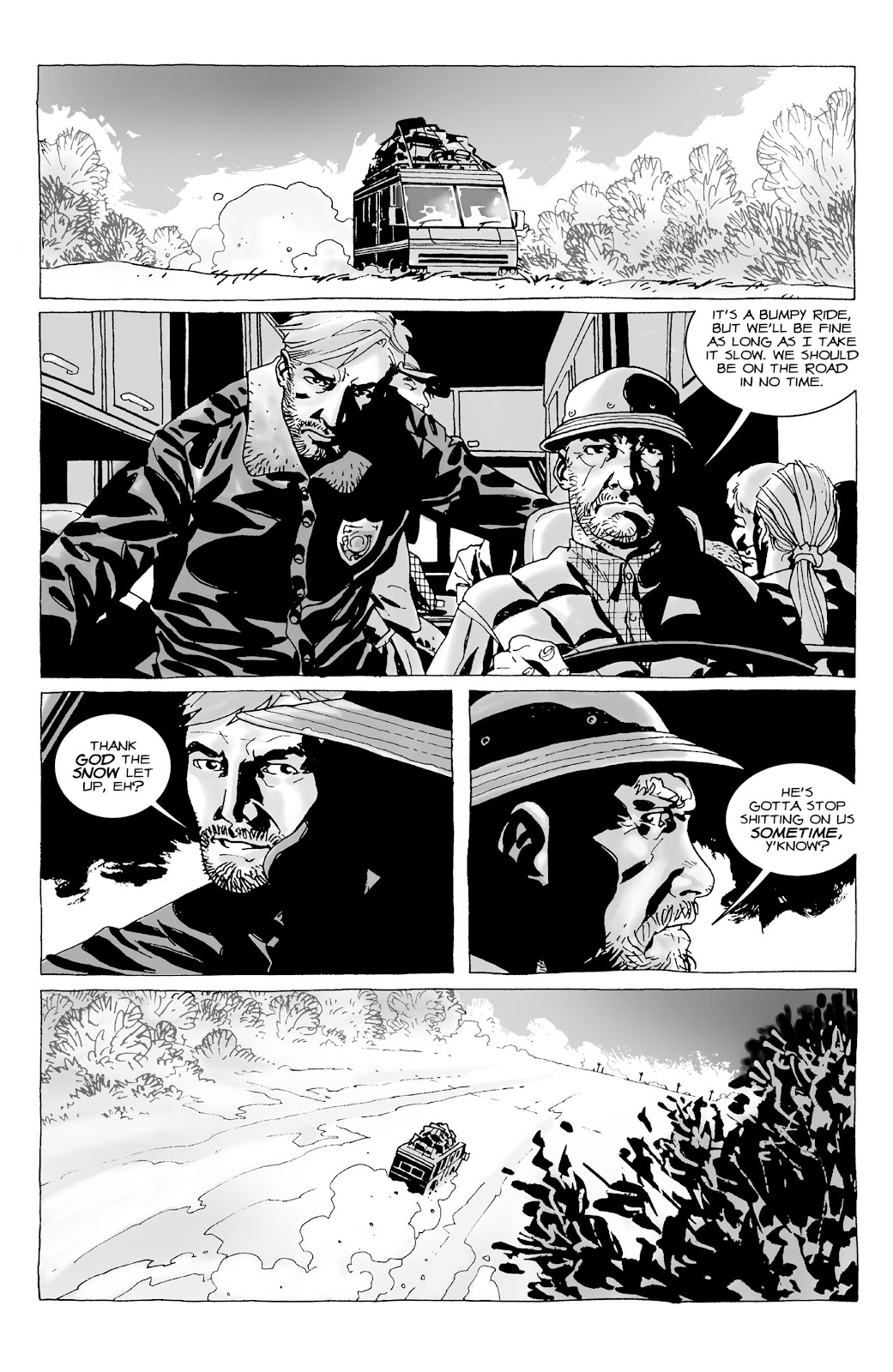 The Walking Dead issue Special - Tyreese Special - Page 18