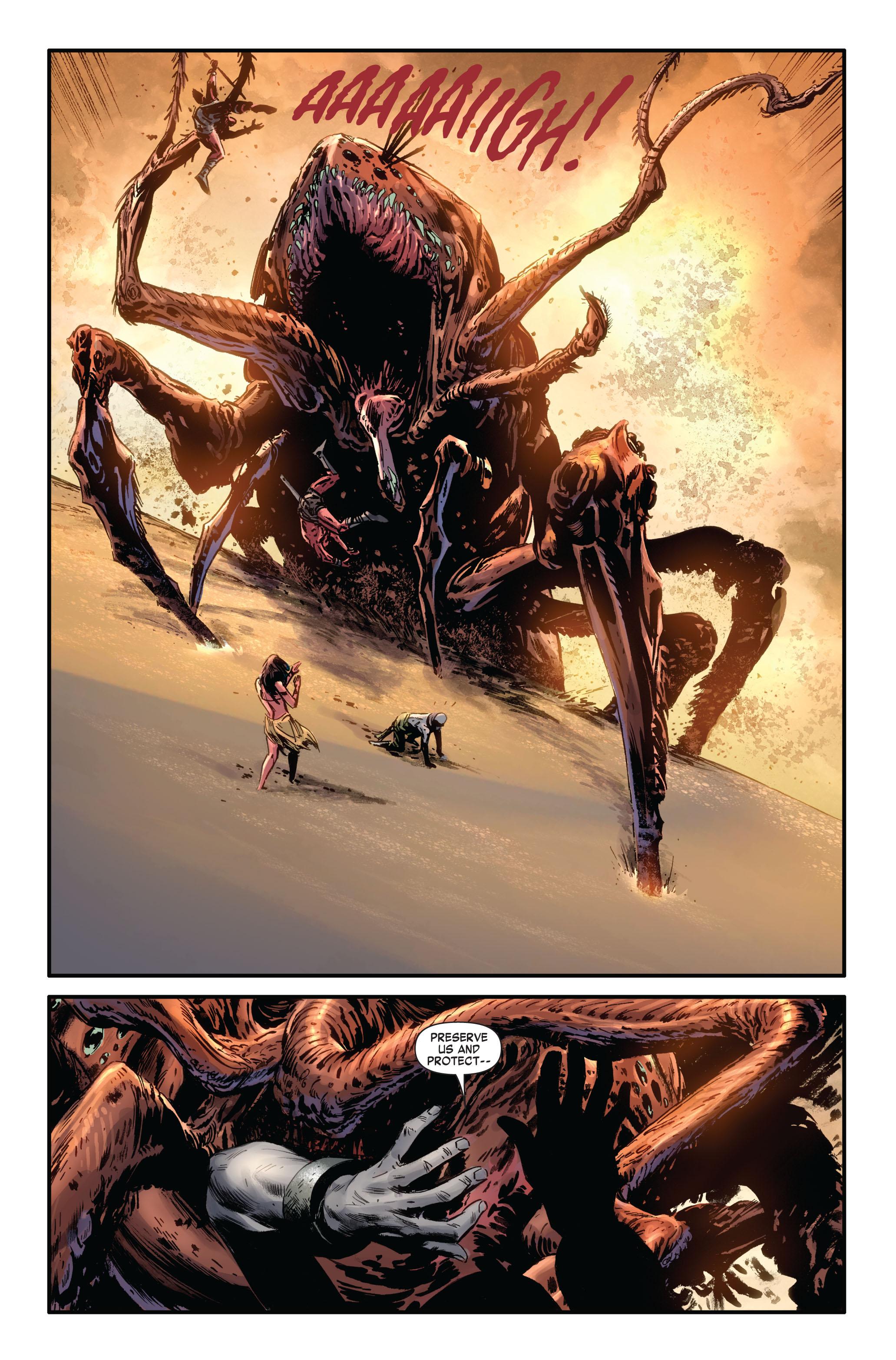 Read online Skaar: Son of Hulk comic -  Issue #4 - 19