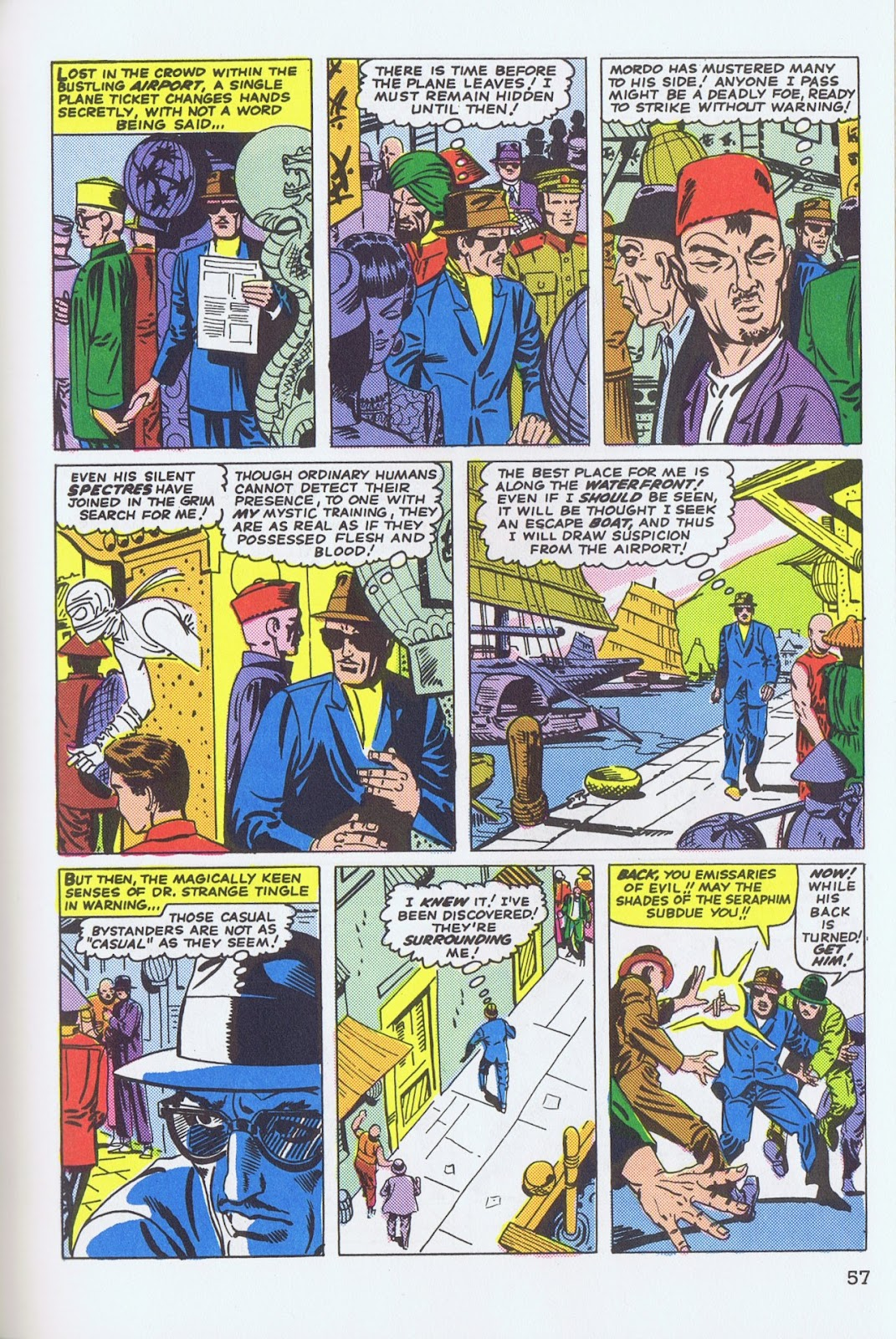 Doctor Strange: Master of the Mystic Arts issue TPB - Page 53