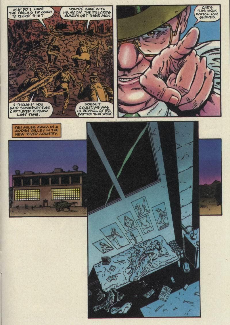 Read online Turok, Dinosaur Hunter (1993) comic -  Issue #21 - 13