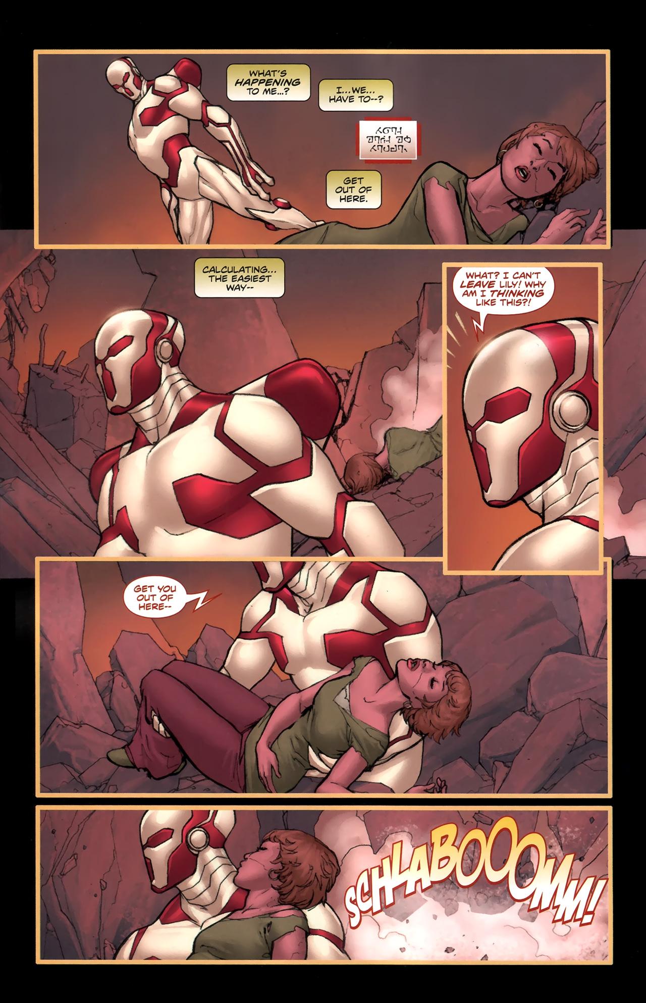 Read online Soldier Zero comic -  Issue #1 - 23