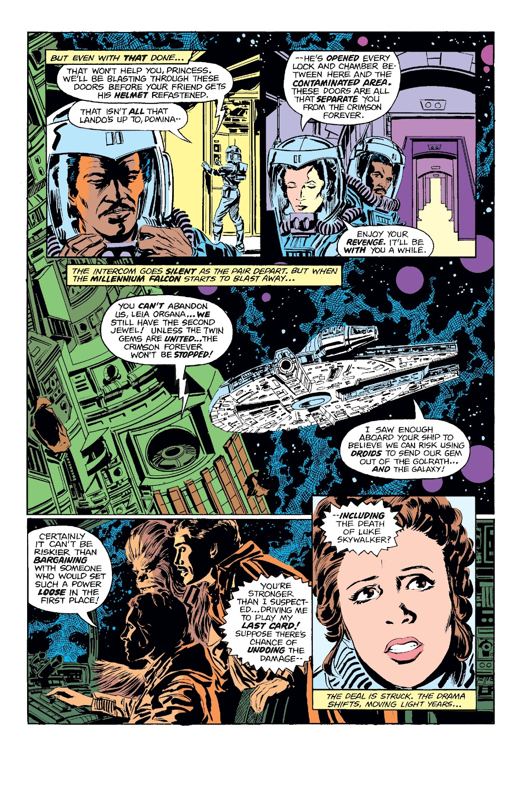Read online Star Wars Legends: The Original Marvel Years - Epic Collection comic -  Issue # TPB 3 (Part 3) - 65
