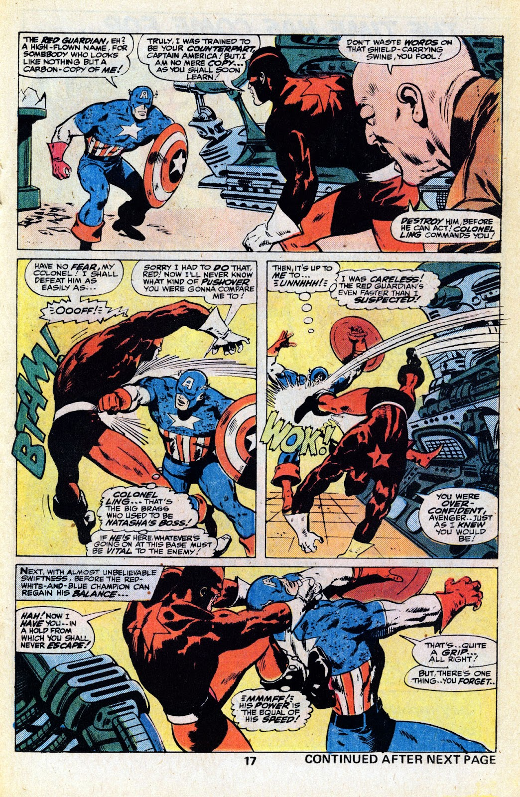 Marvel Triple Action (1972) issue 36 - Page 19