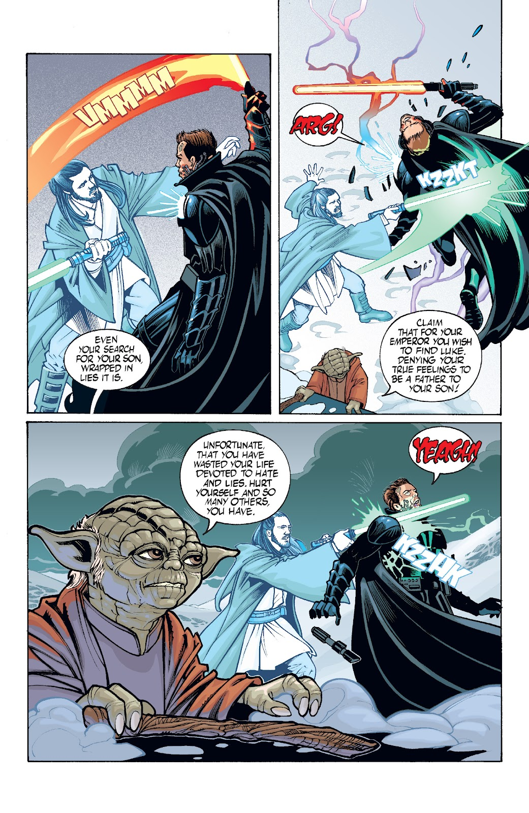 Read online Star Wars Legends: Infinities - Epic Collection comic -  Issue # TPB (Part 2) - 85
