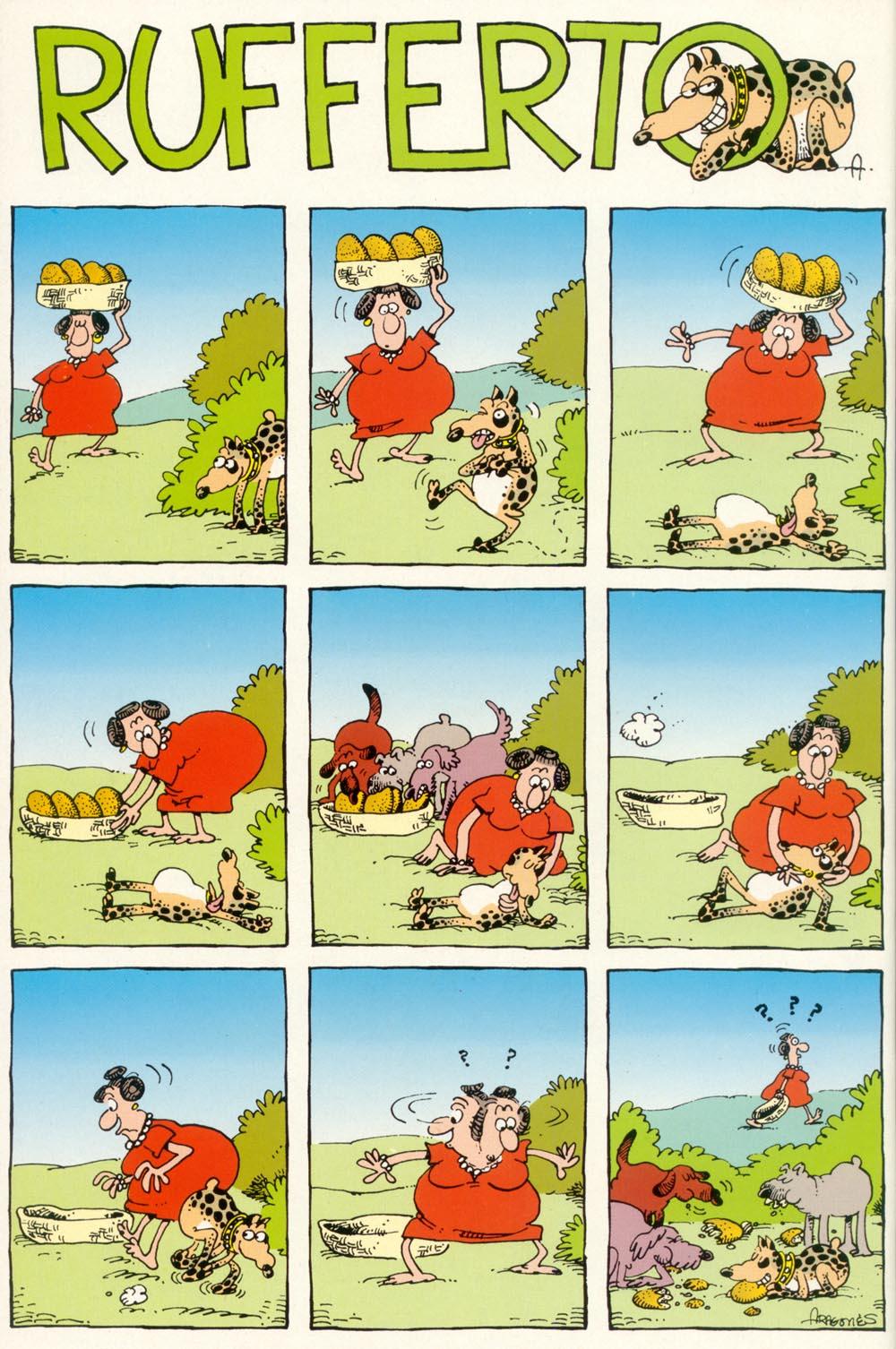 Read online Sergio Aragonés Groo the Wanderer comic -  Issue #94 - 33