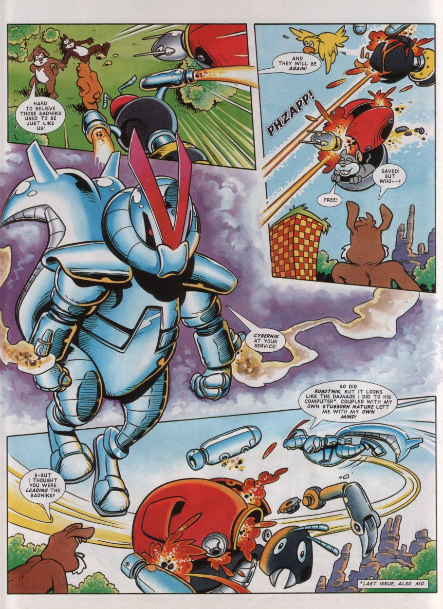 Read online Sonic the Comic comic -  Issue #46 - 22
