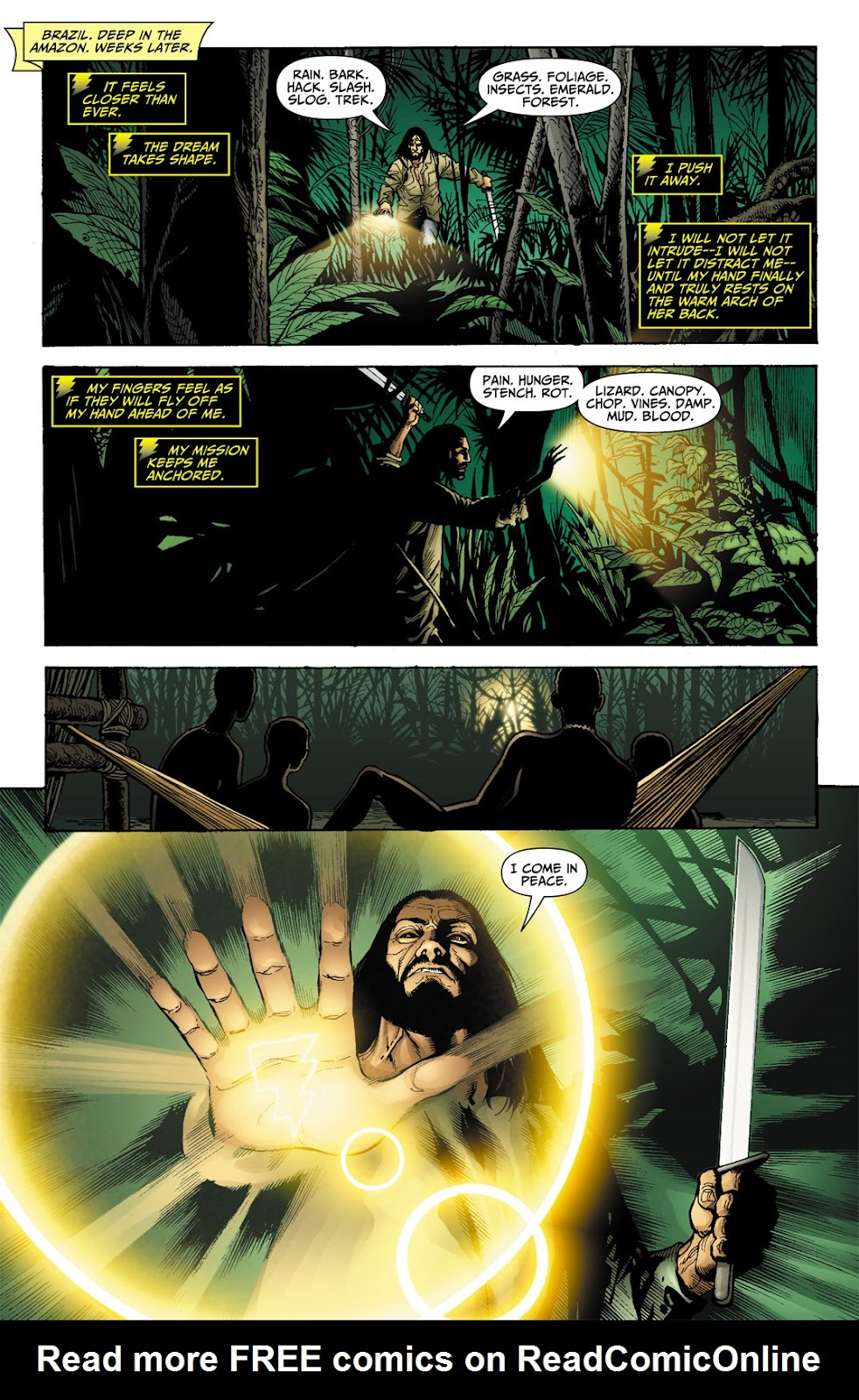 Black Adam: The Dark Age issue 5 - Page 17