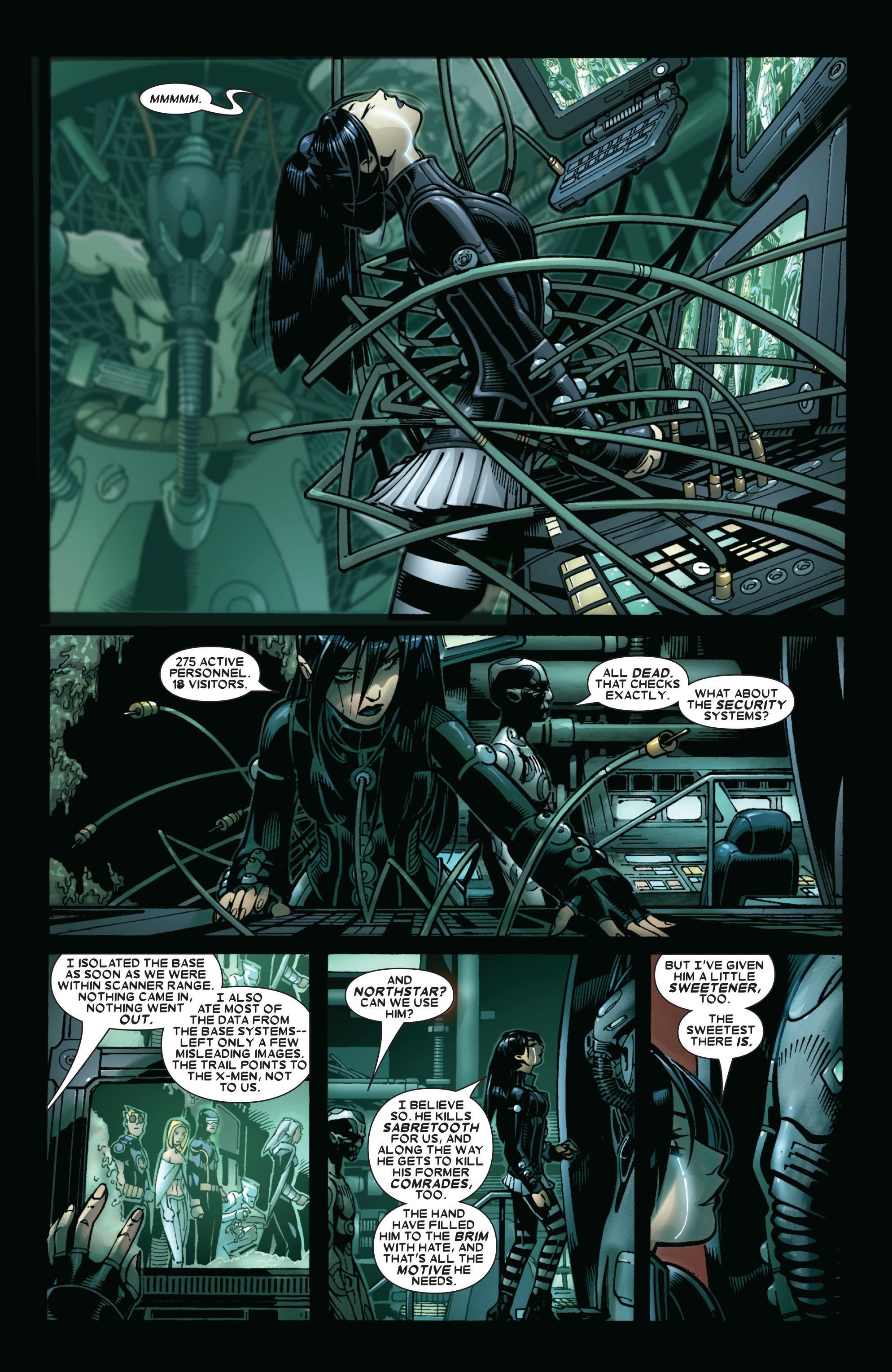 X-Men (1991) 189 Page 7