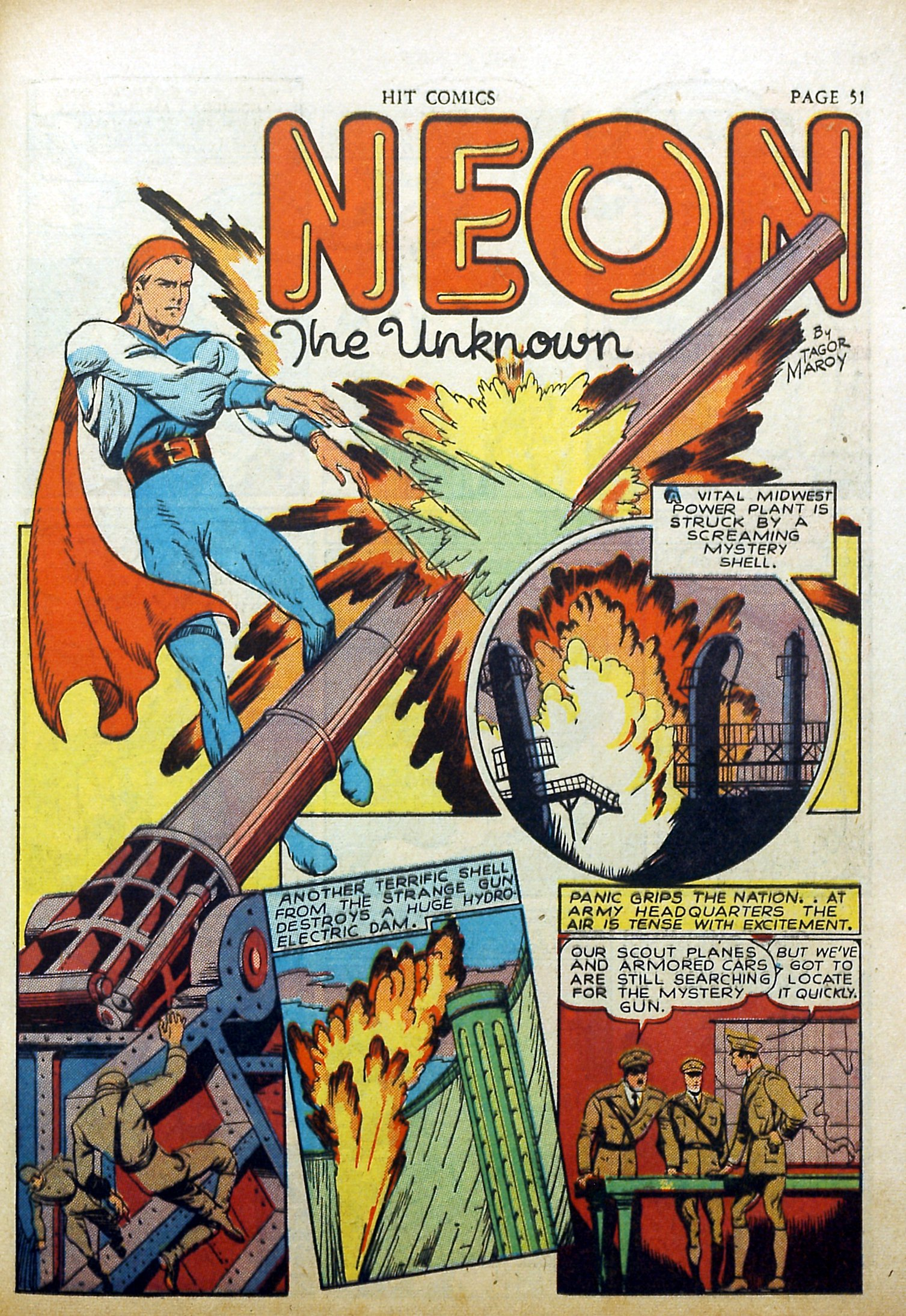 Read online Hit Comics comic -  Issue #17 - 53