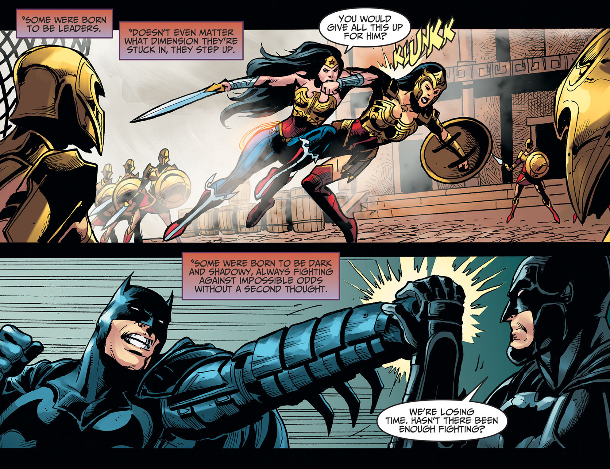 Read online Injustice: Ground Zero comic -  Issue #22 - 18