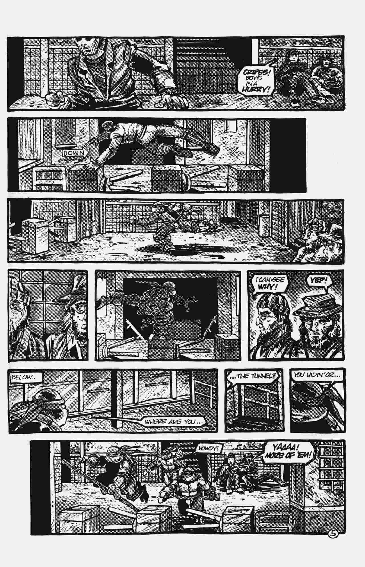 Read online Shell Shock comic -  Issue # Full - 111