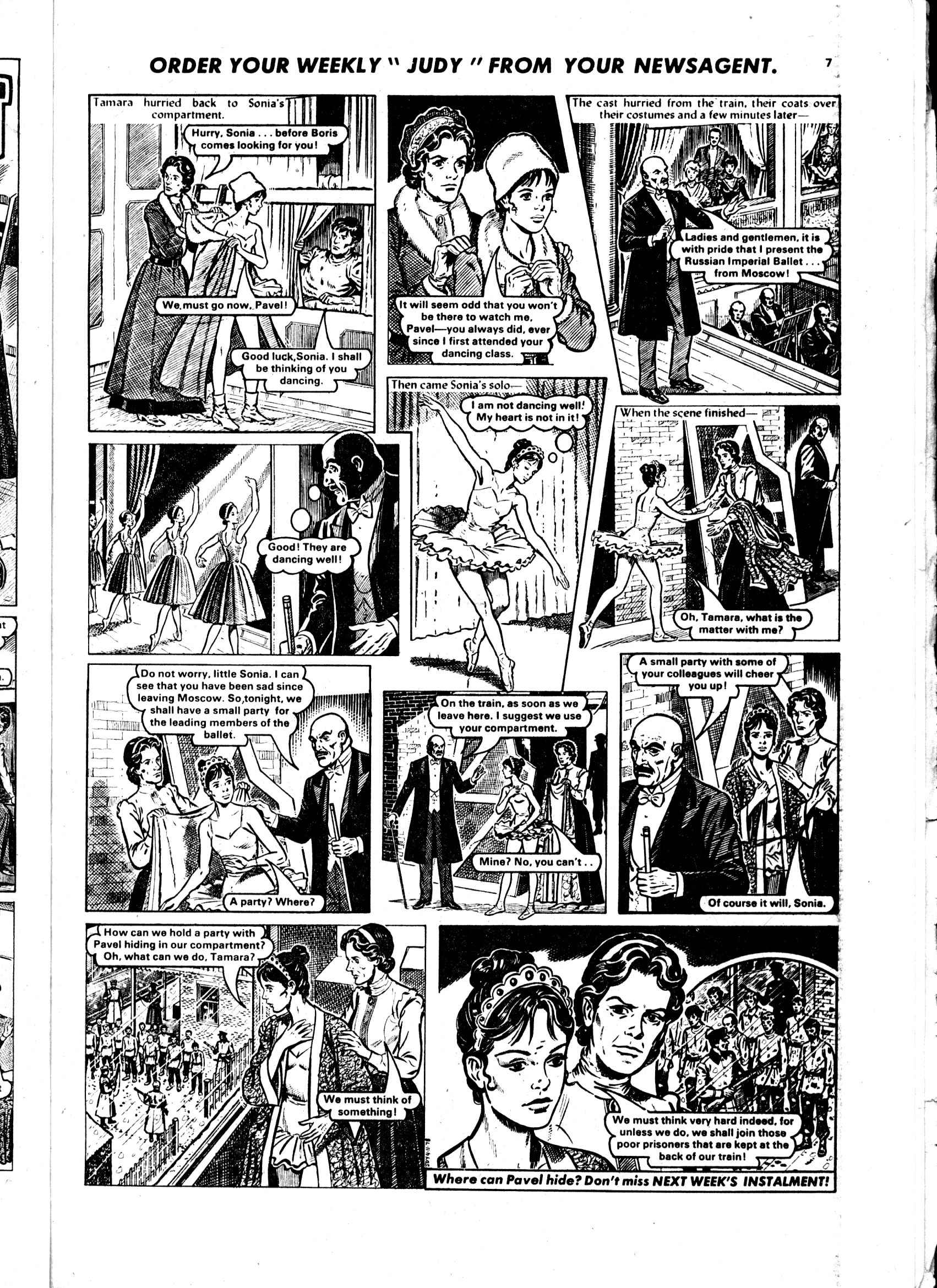 Read online Judy comic -  Issue #982 - 7