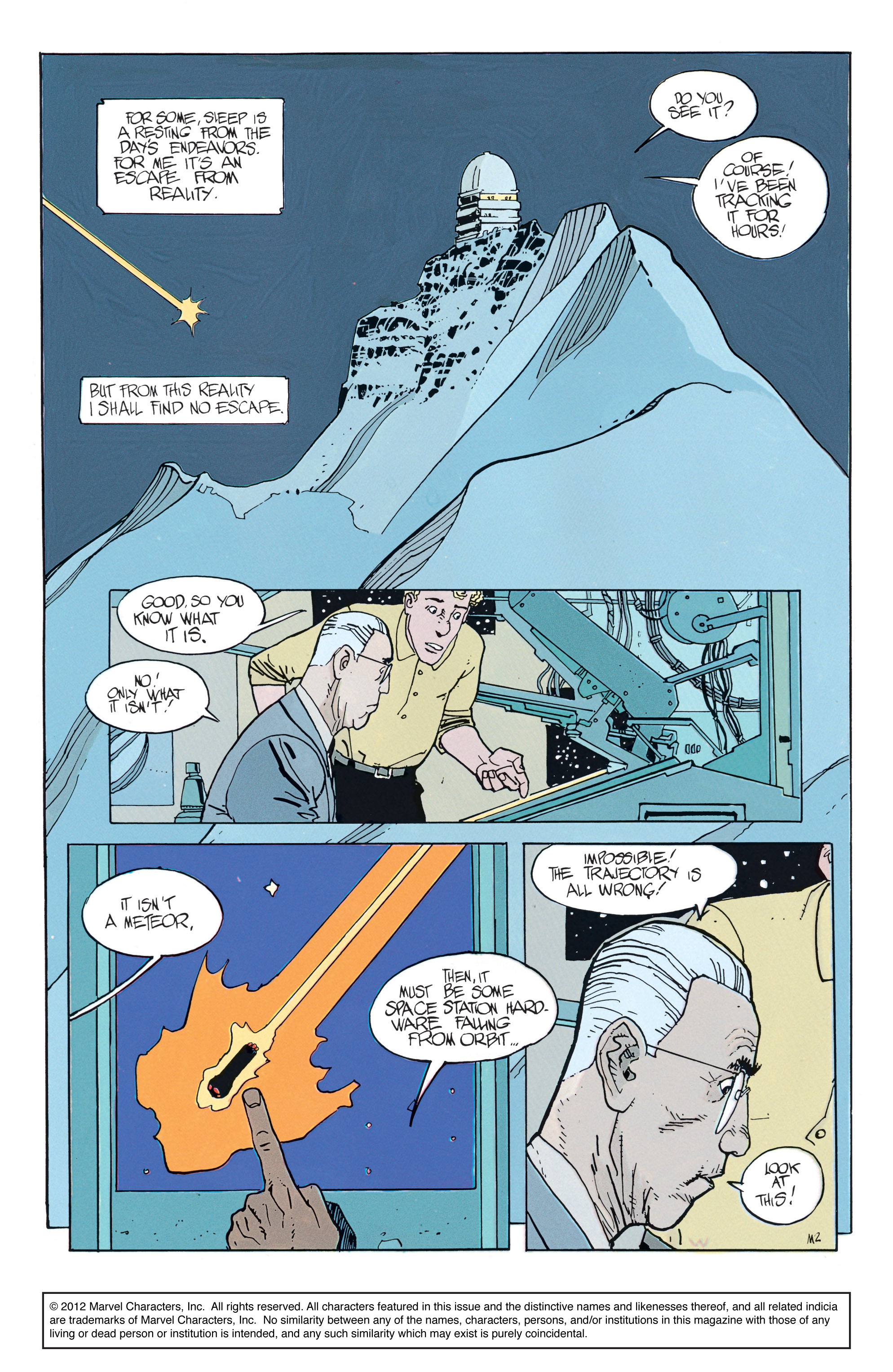 Read online Silver Surfer: Parable comic -  Issue # TPB - 6