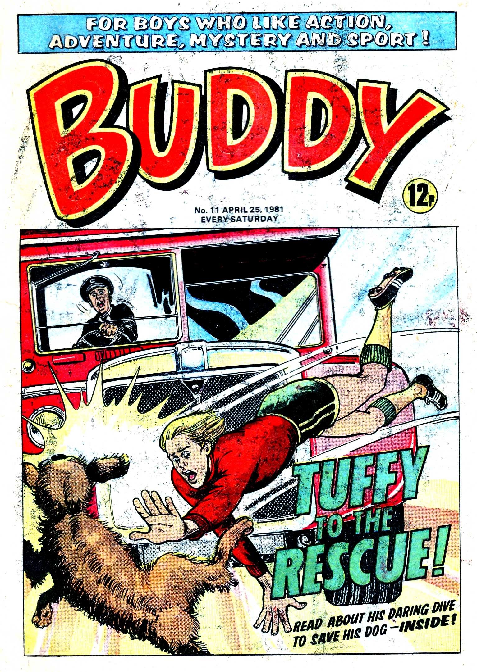 Buddy issue 11 - Page 1