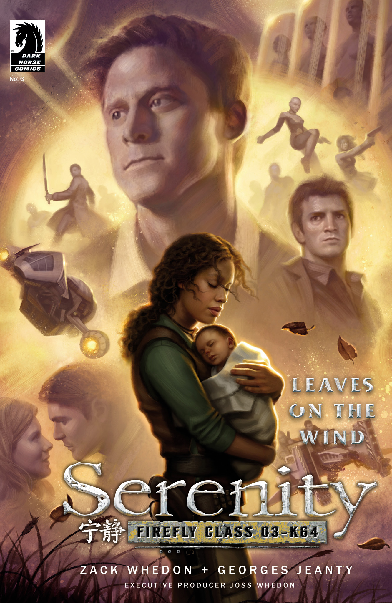 Serenity: Firefly Class 03-K64 Leaves on the Wind 6 Page 1
