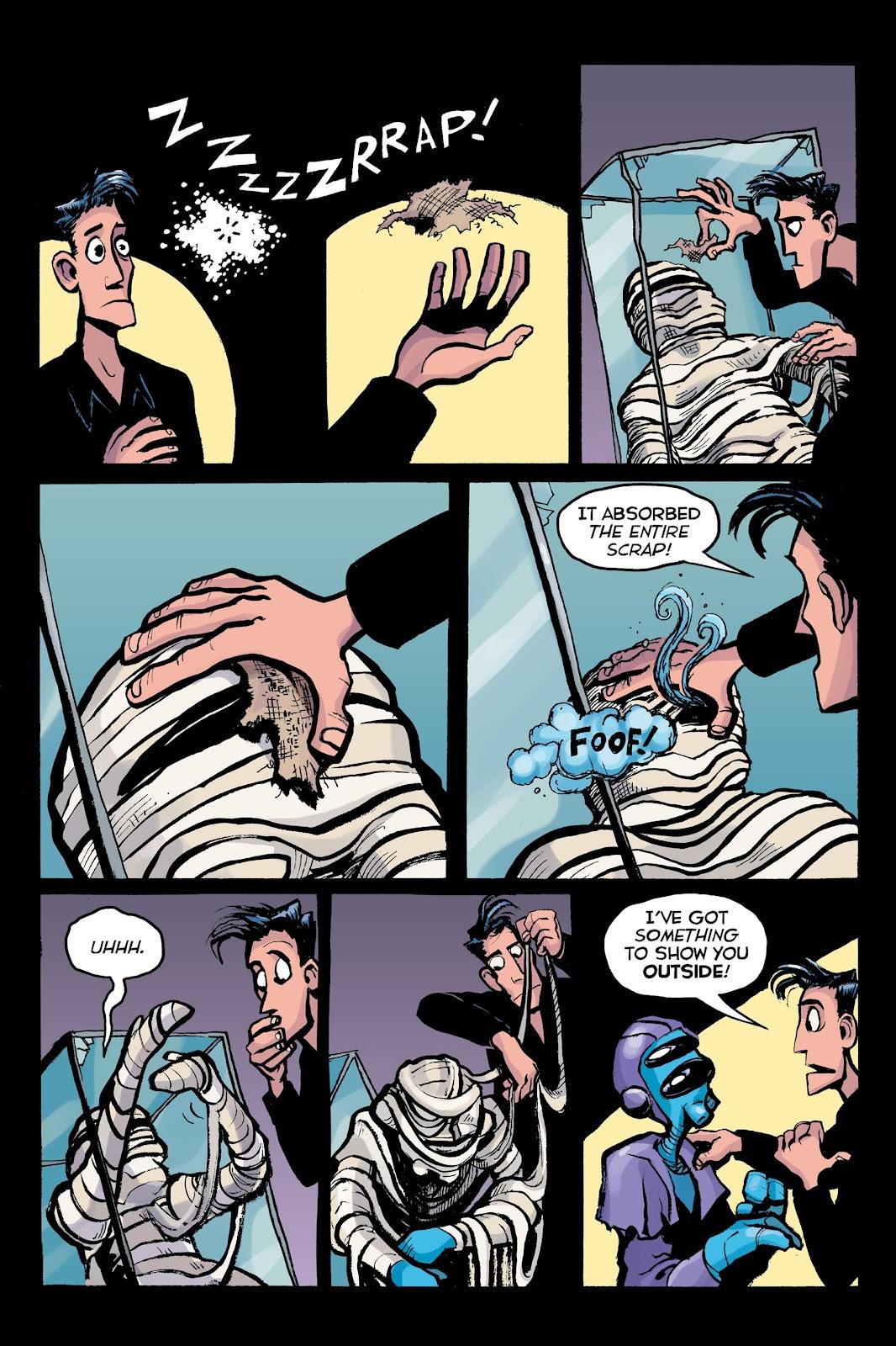 Read online Creature Tech (2019) comic -  Issue # TPB (Part 2) - 86