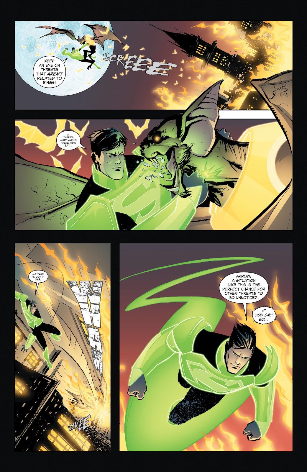 Read online Smallville Season 11 [II] comic -  Issue # TPB 7 - 94