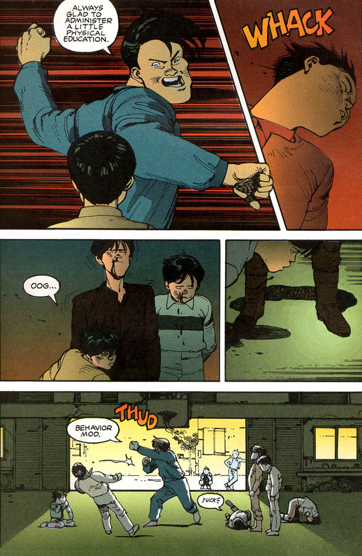 Read online Akira comic -  Issue #1 - 29