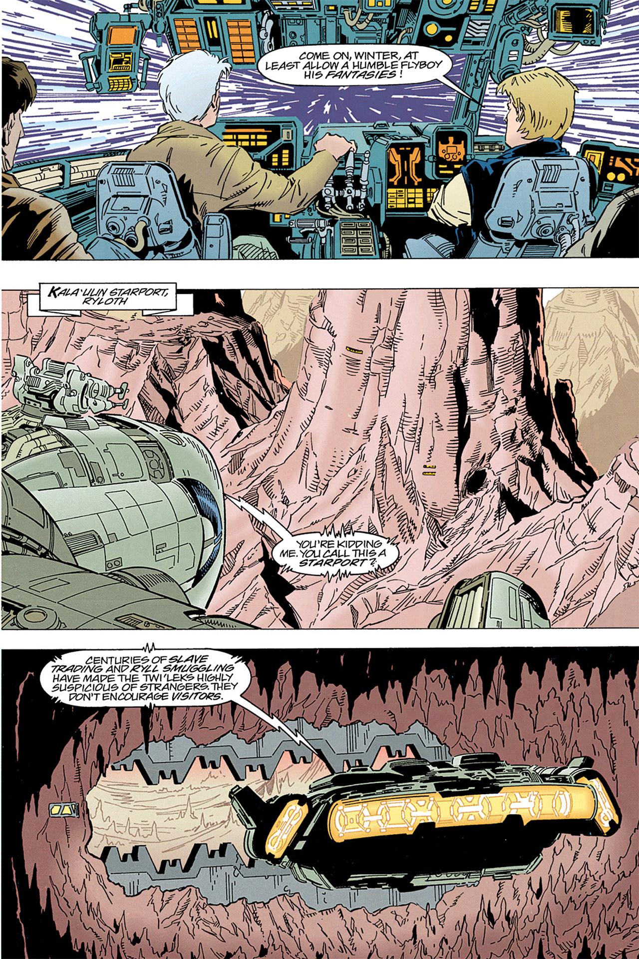 Read online Star Wars Omnibus comic -  Issue # Vol. 2 - 78