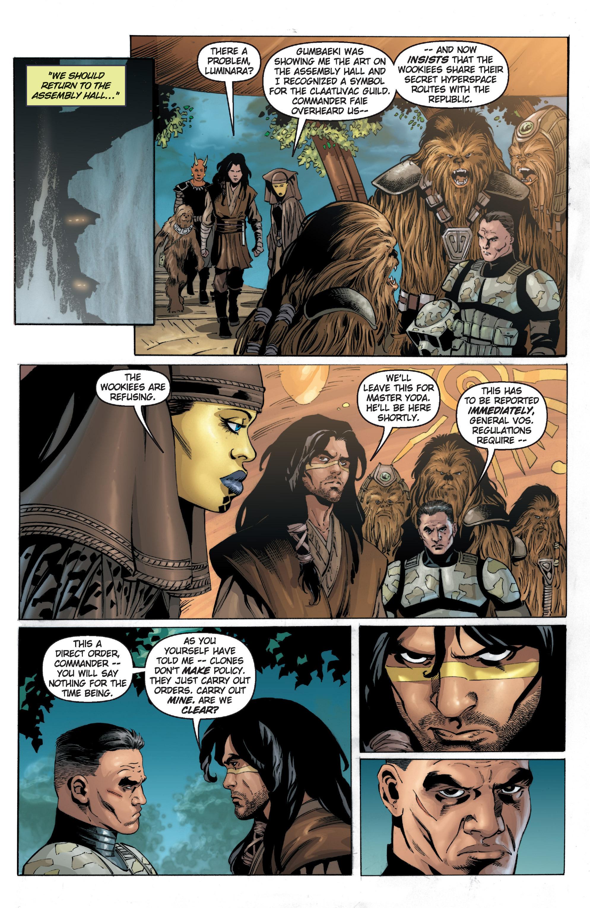 Read online Star Wars Omnibus comic -  Issue # Vol. 26 - 384