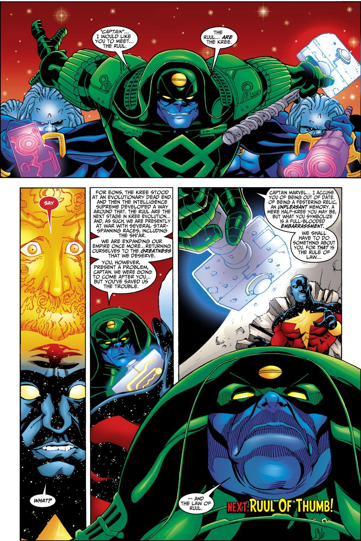 Captain Marvel (1999) Issue #22 #23 - English 23