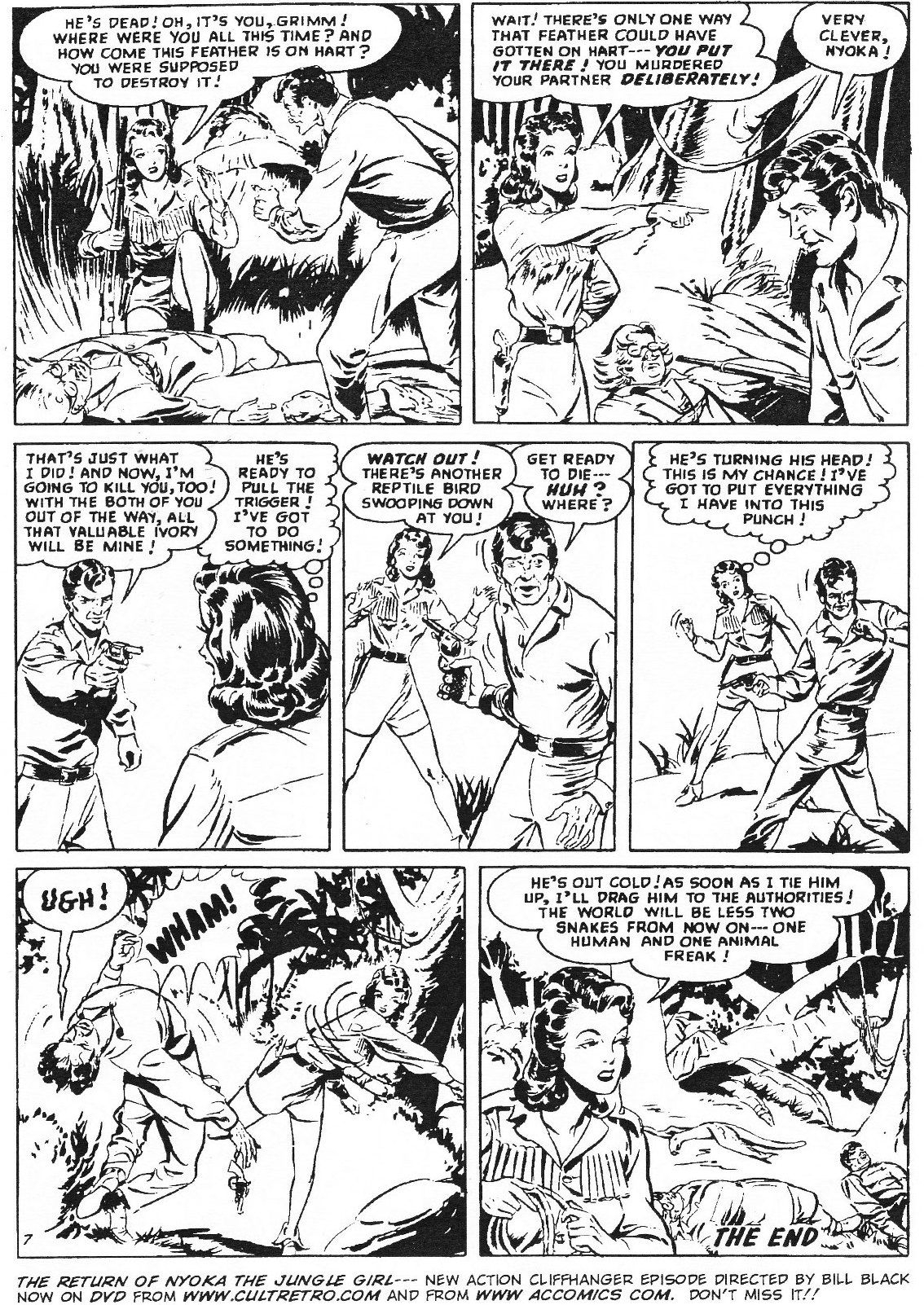 Read online Men of Mystery Comics comic -  Issue #82 - 120
