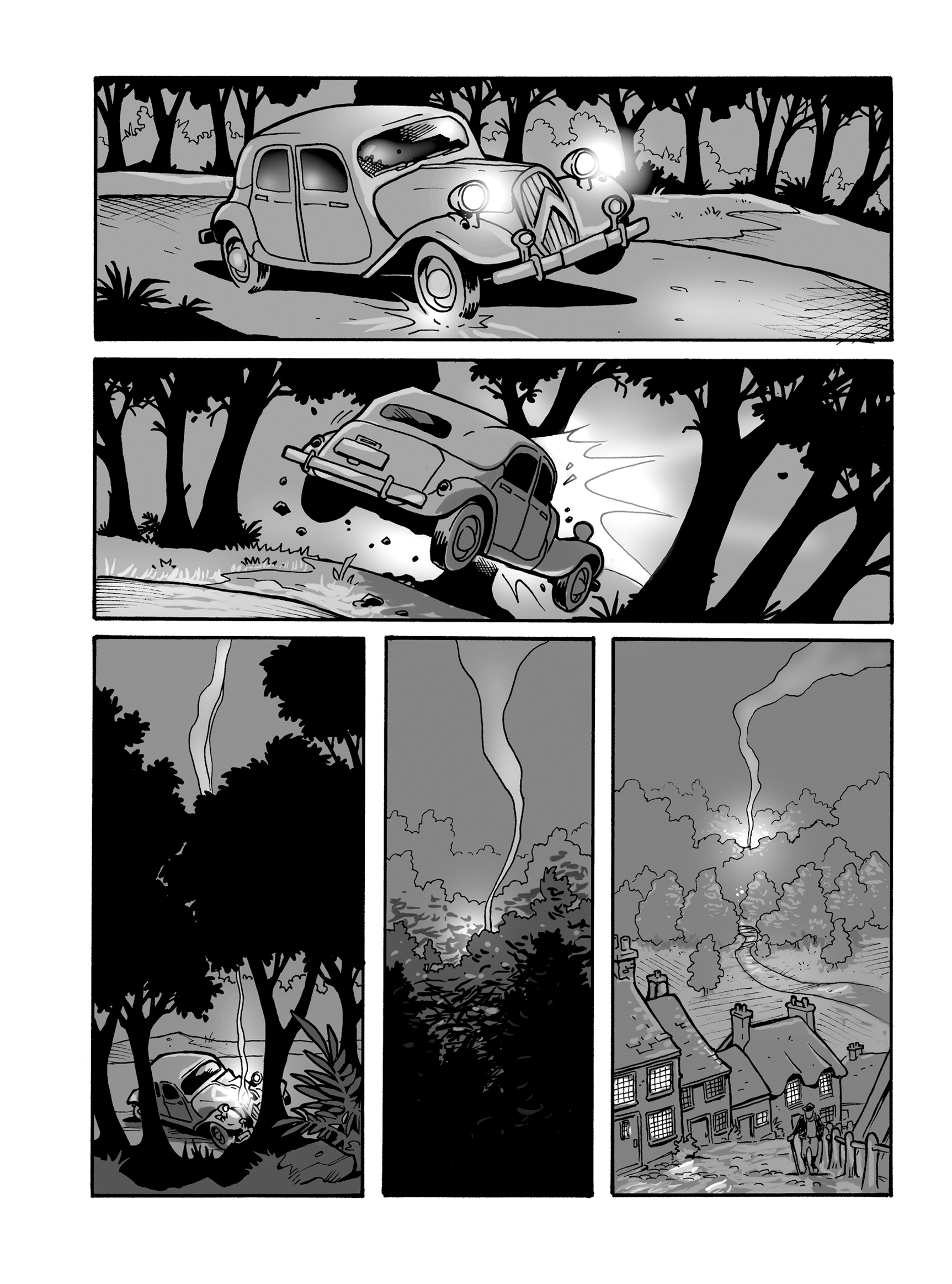 Read online FUBAR comic -  Issue #1 - 62