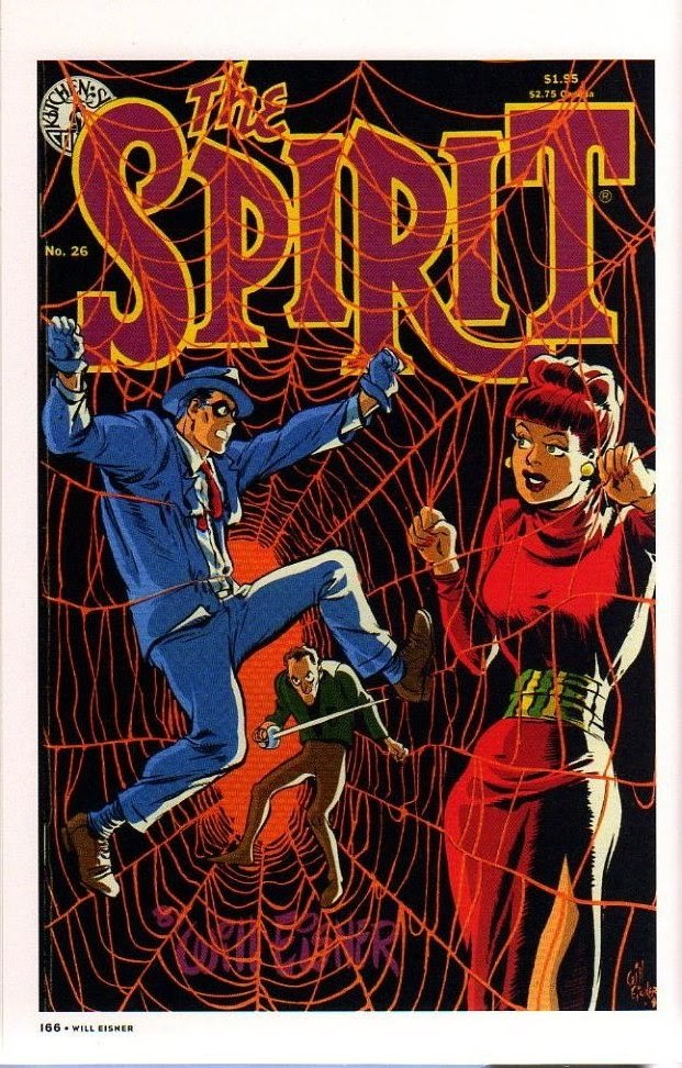 Read online Will Eisner's The Spirit Archives comic -  Issue # TPB 26 (Part 2) - 73