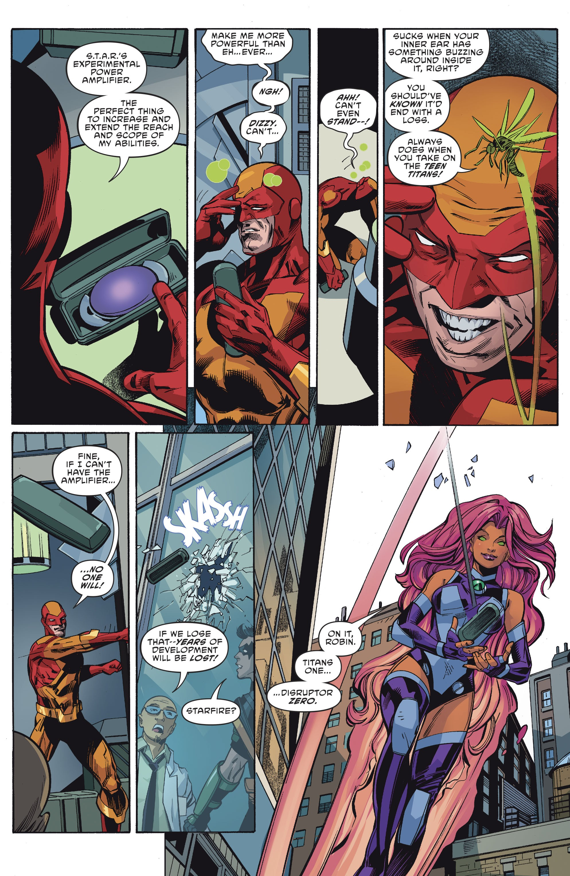Titans: Burning Rage #1 #1 - English 11