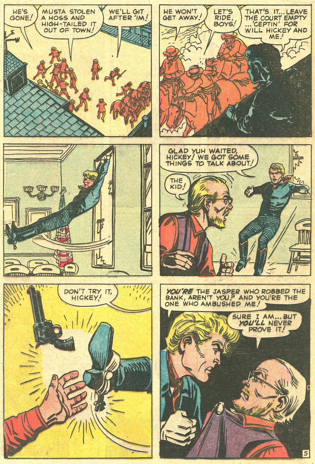 Read online Two-Gun Kid comic -  Issue #44 - 17