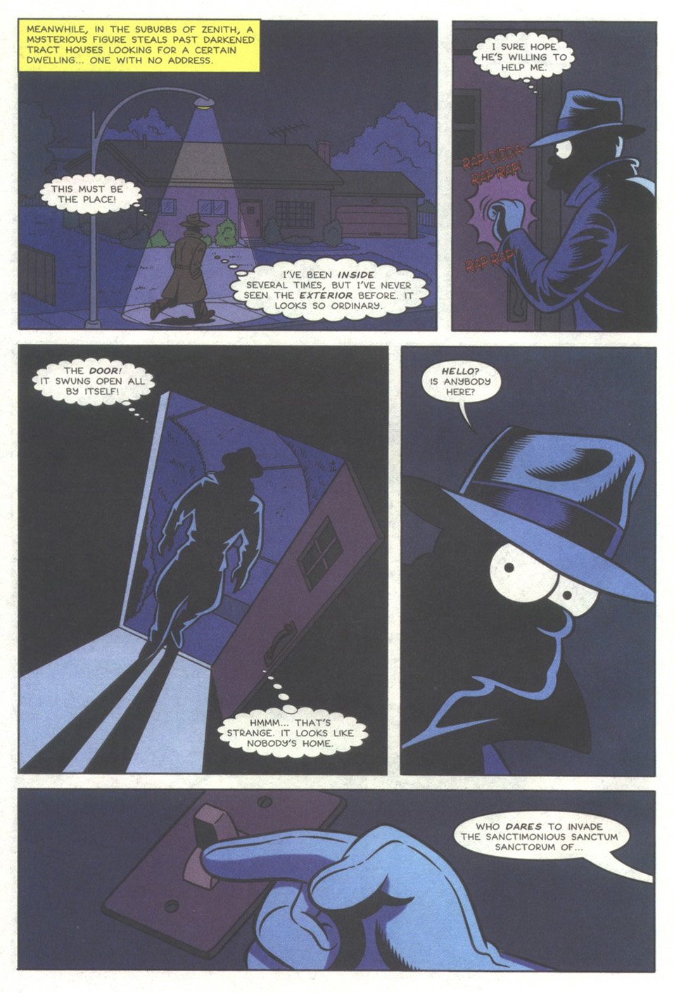 Read online Simpsons Comics comic -  Issue #38 - 32