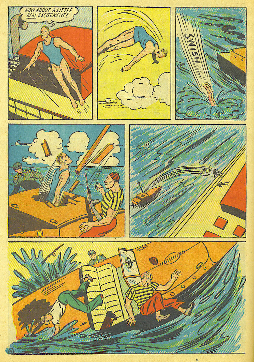 Amazing Man Comics issue 19 - Page 18