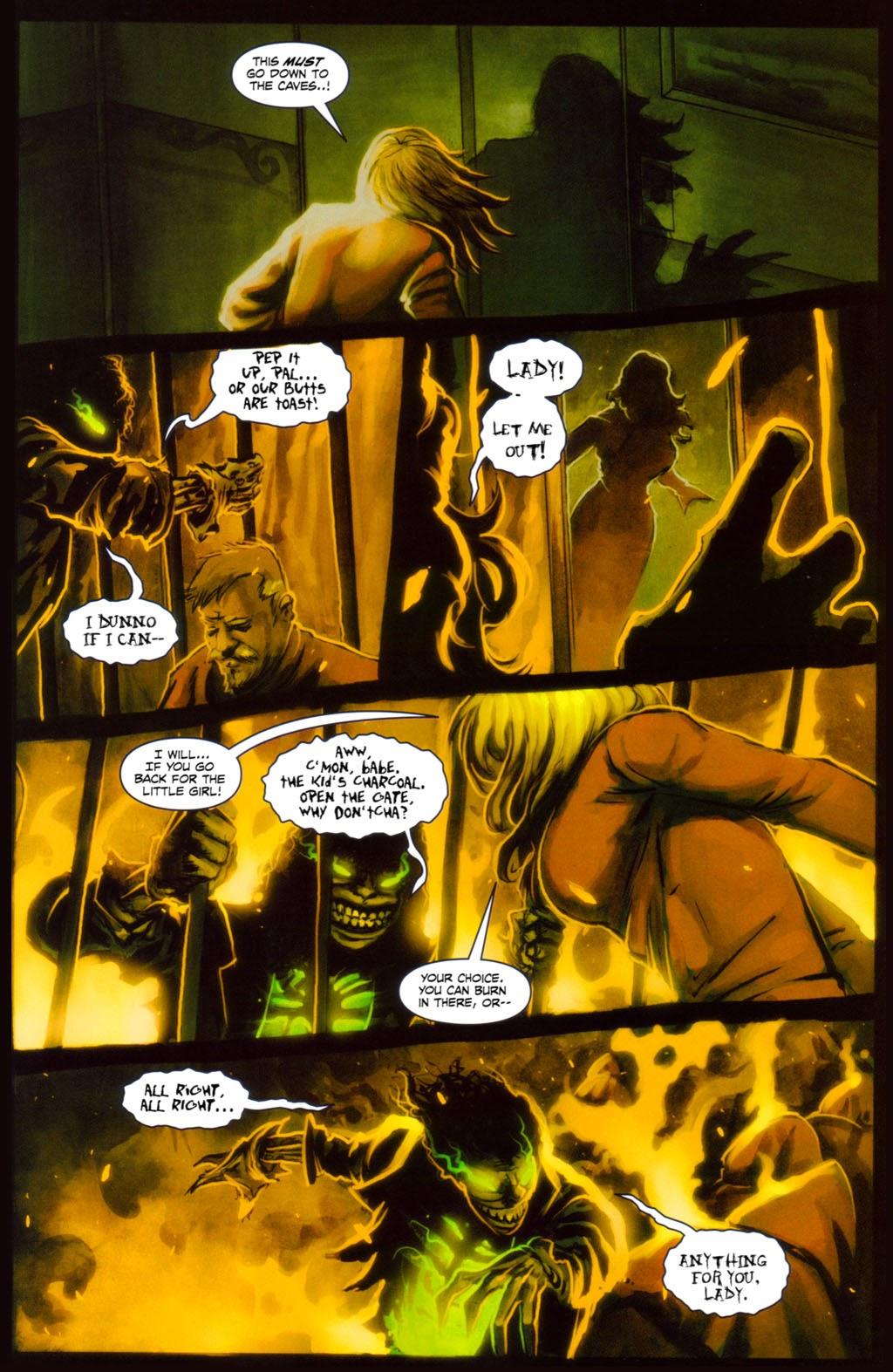 Read online Evil Ernie in Santa Fe comic -  Issue #4 - 17