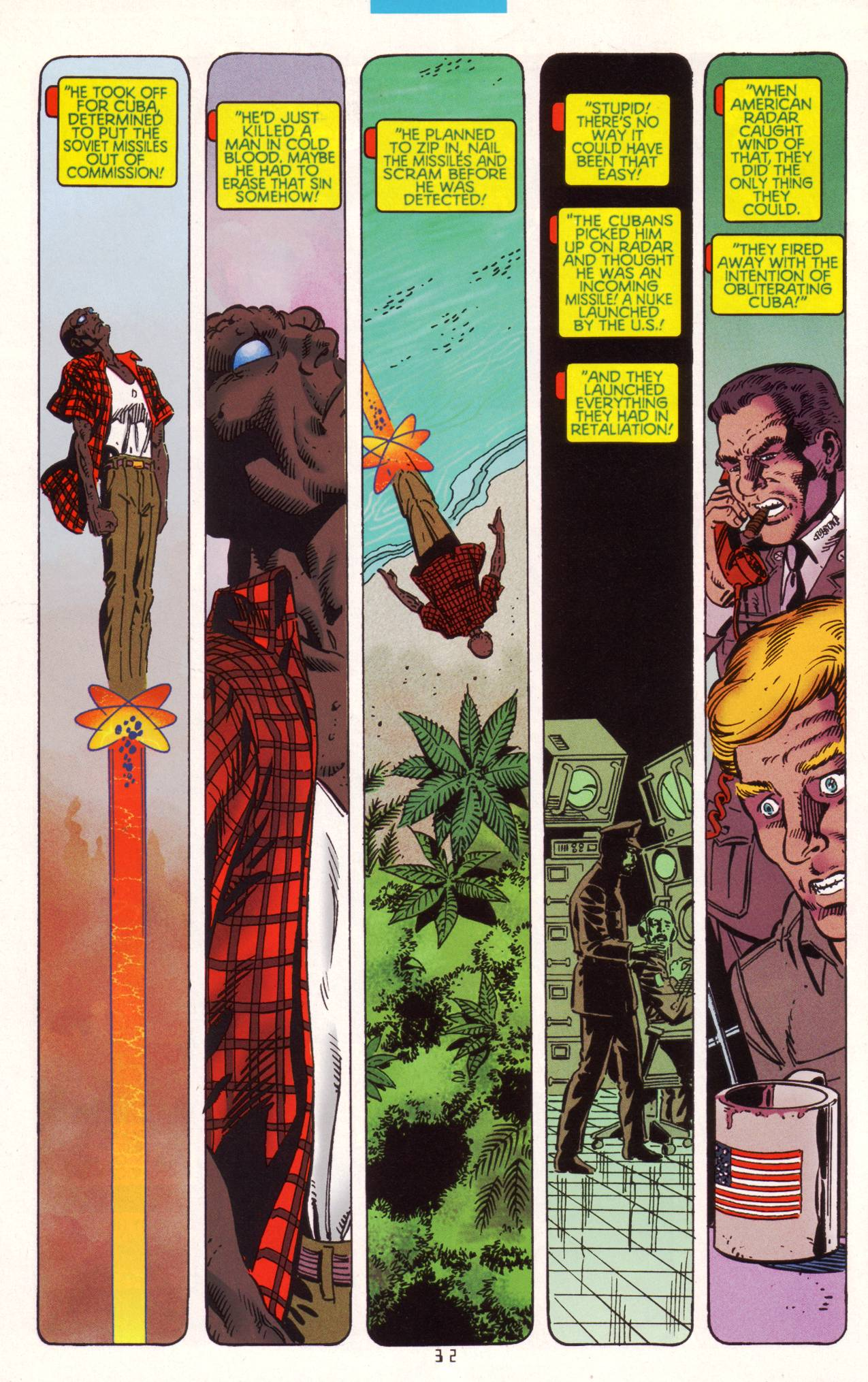 Read online Tangent Comics/ The Atom comic -  Issue # Full - 33