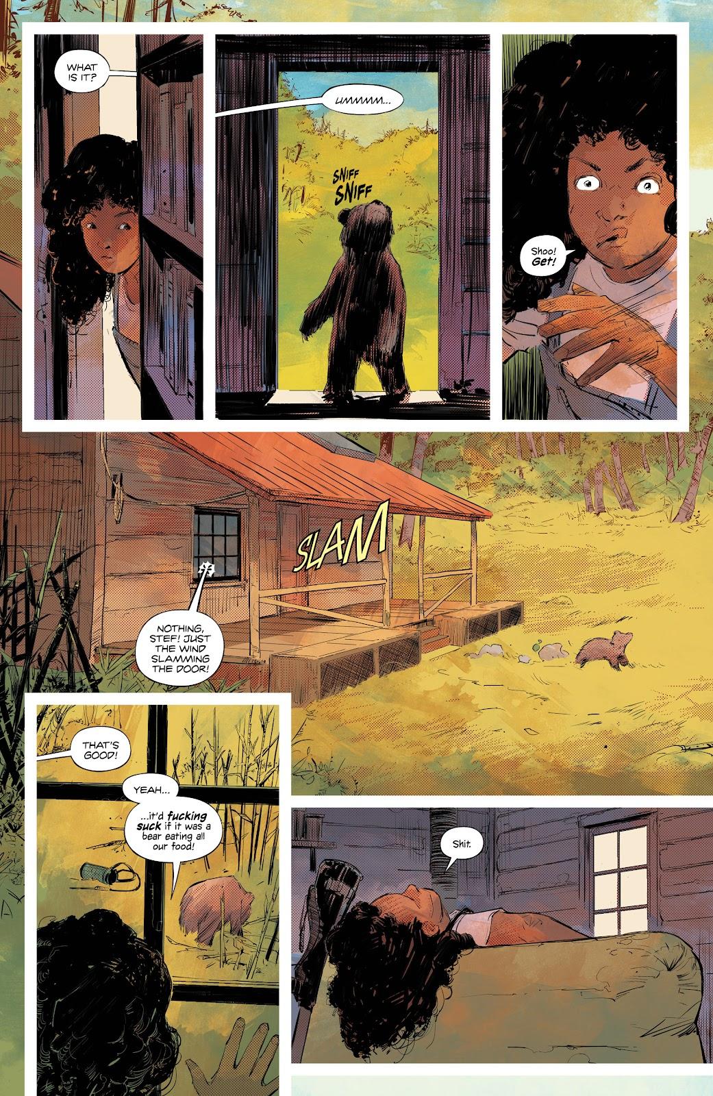 Read online Resonant comic -  Issue #5 - 17