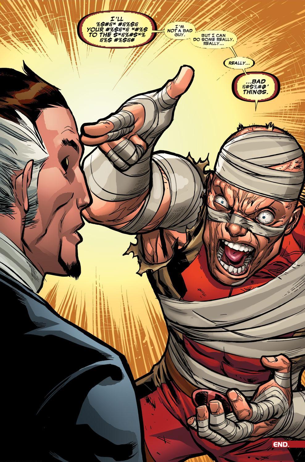 Read online Deadpool (2008) comic -  Issue #60 - 20