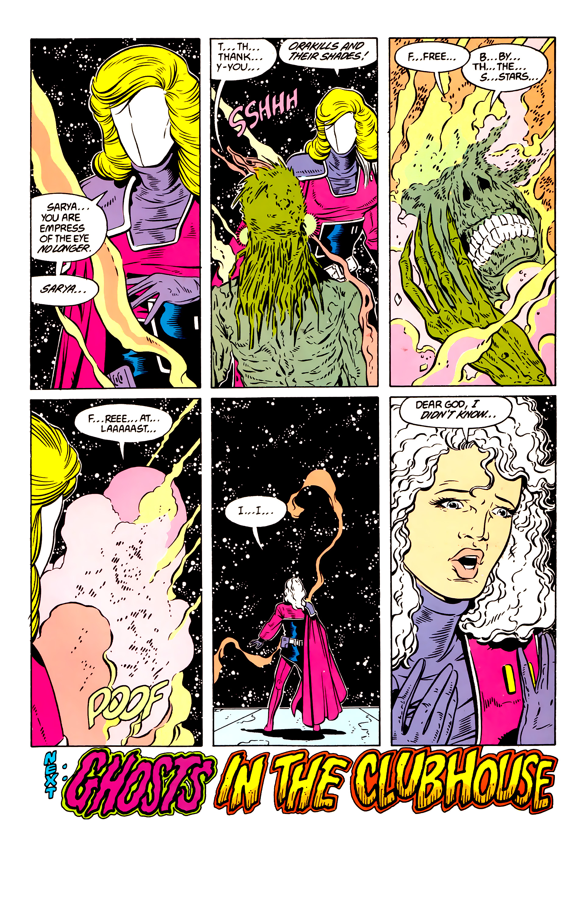 Legion of Super-Heroes (1984) 58 Page 27