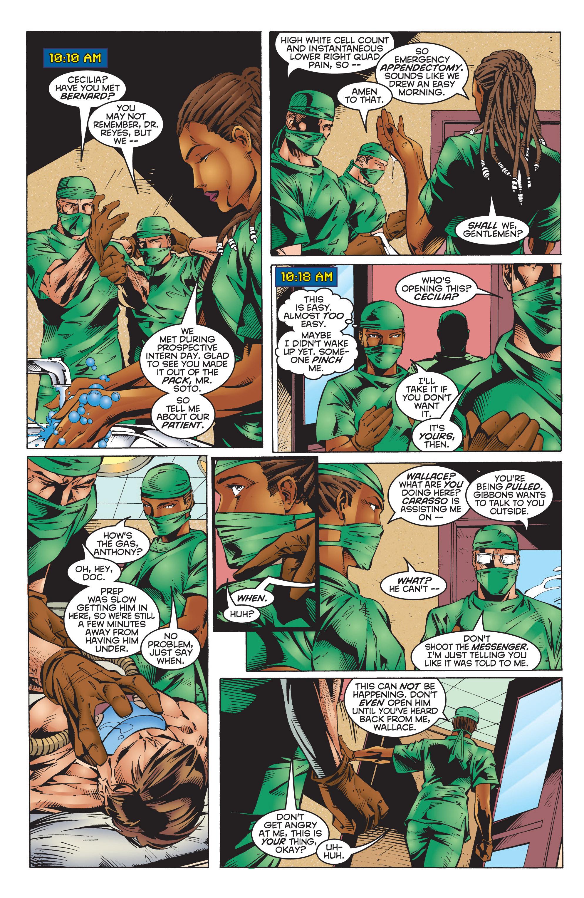 Read online Uncanny X-Men (1963) comic -  Issue #351 - 9