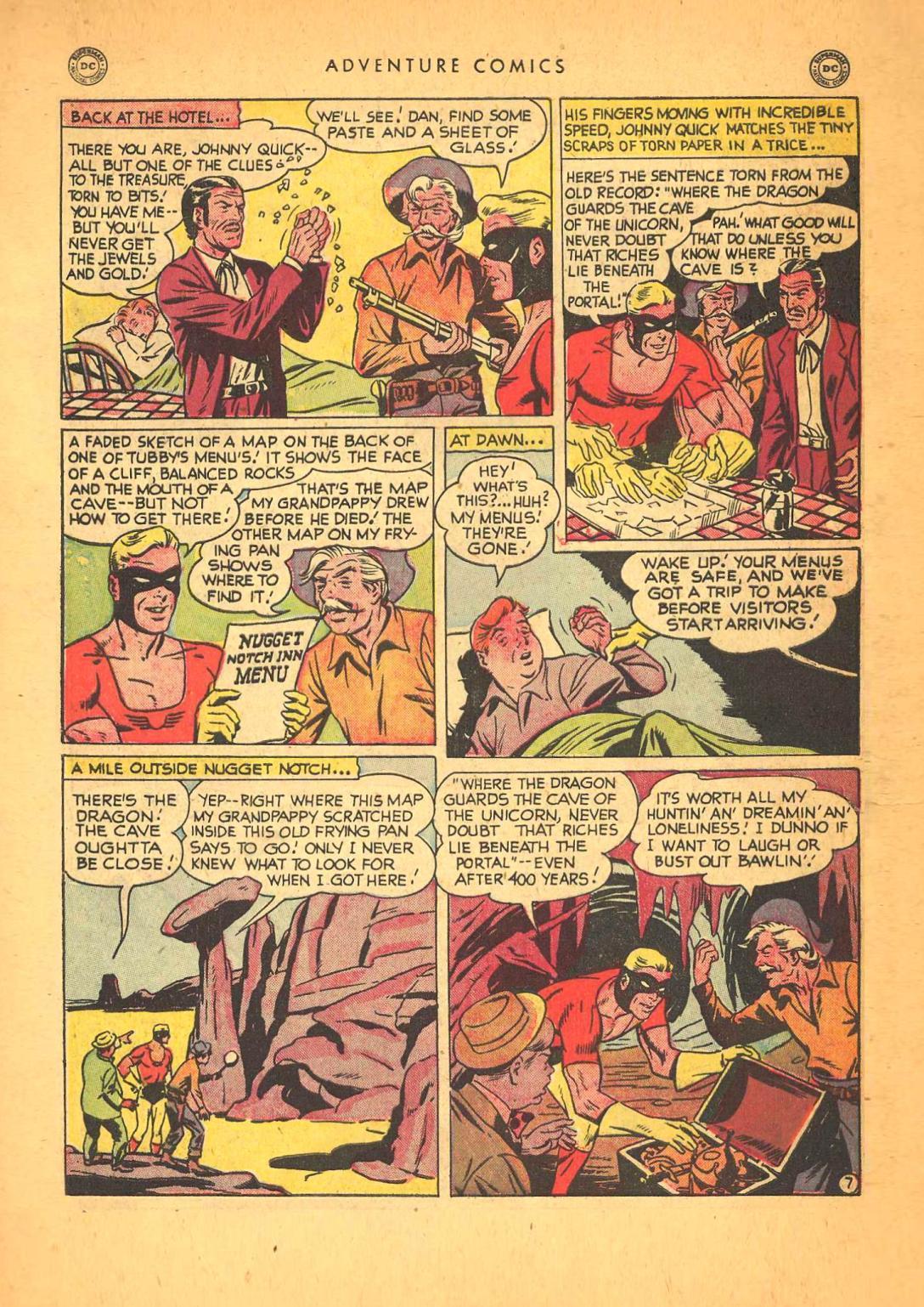 Read online Adventure Comics (1938) comic -  Issue #148 - 47