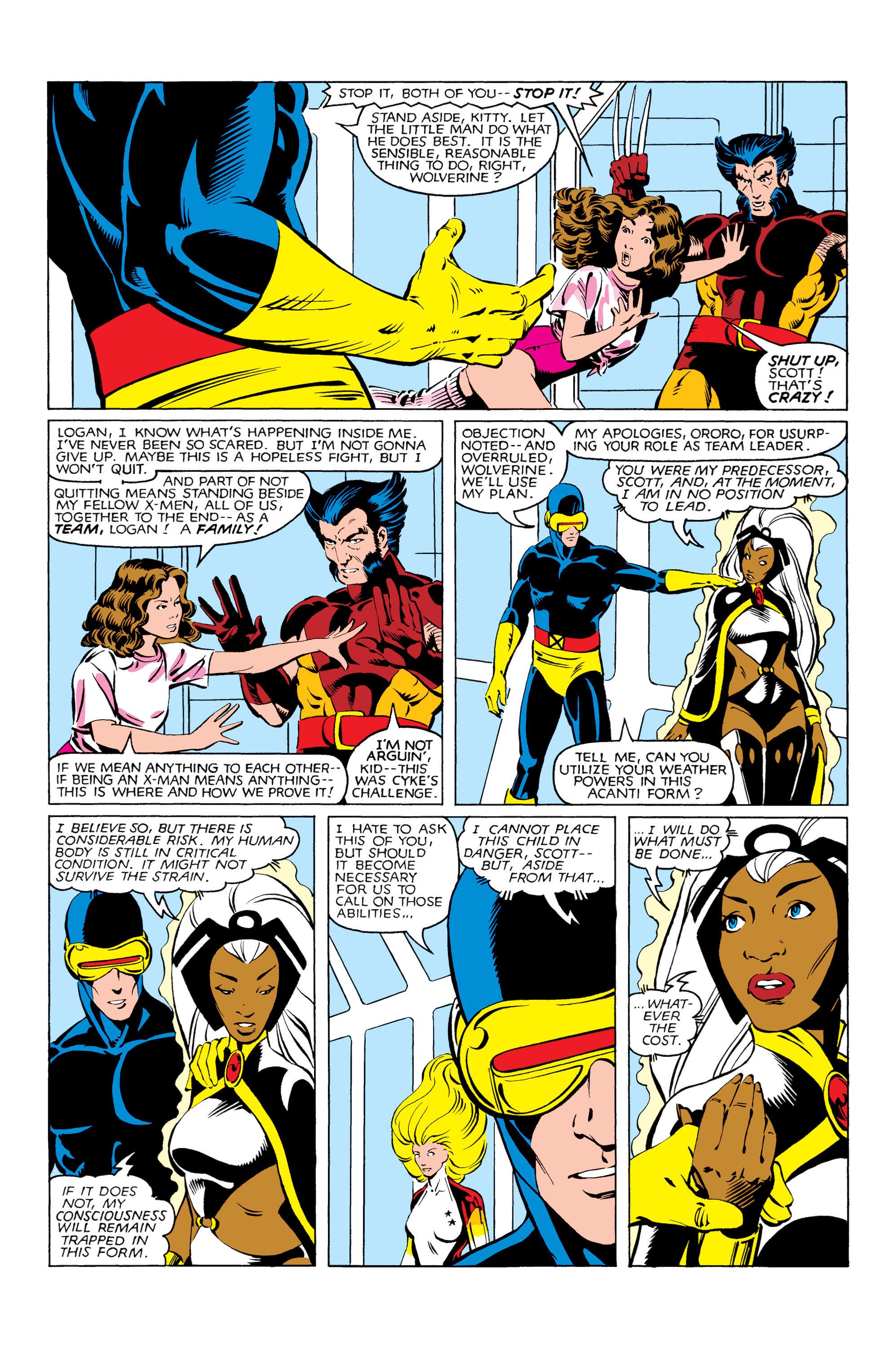 Read online Uncanny X-Men (1963) comic -  Issue #166 - 13