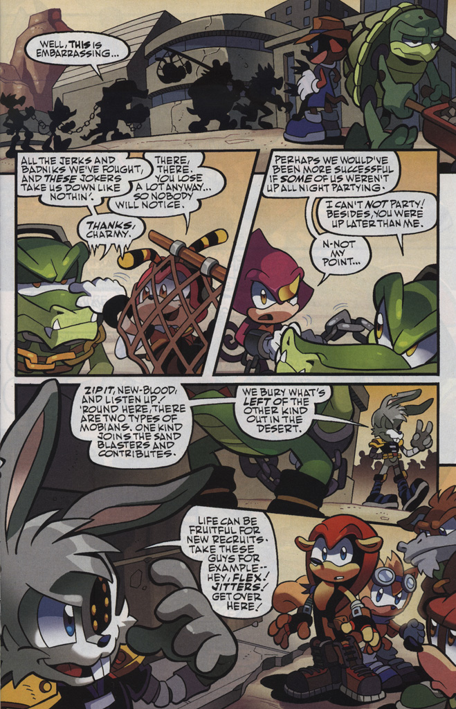 Read online Sonic Universe comic -  Issue #48 - 9