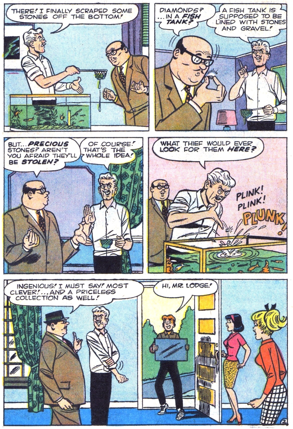 Read online Archie (1960) comic -  Issue #161 - 30